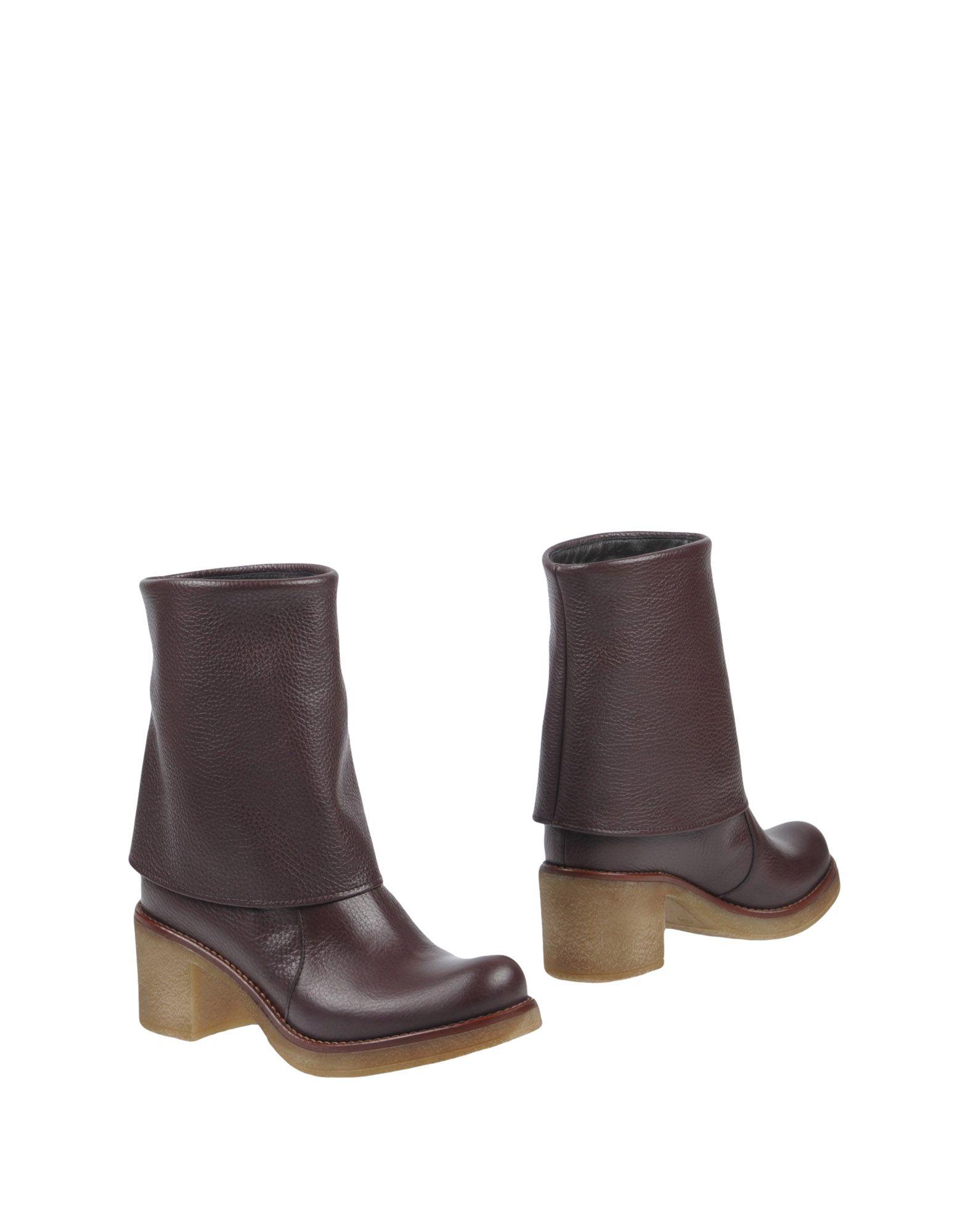 Bottine Emanuela Passeri Femme - Bottines Emanuela Passeri Noir Les chaussures les plus populaires pour les hommes et les femmes