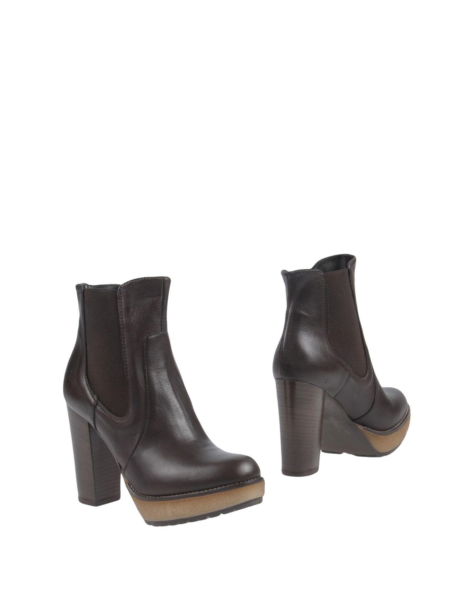Gut um billige Schuhe zu tragenEmanuela Passeri Chelsea Boots Damen  11444476SX