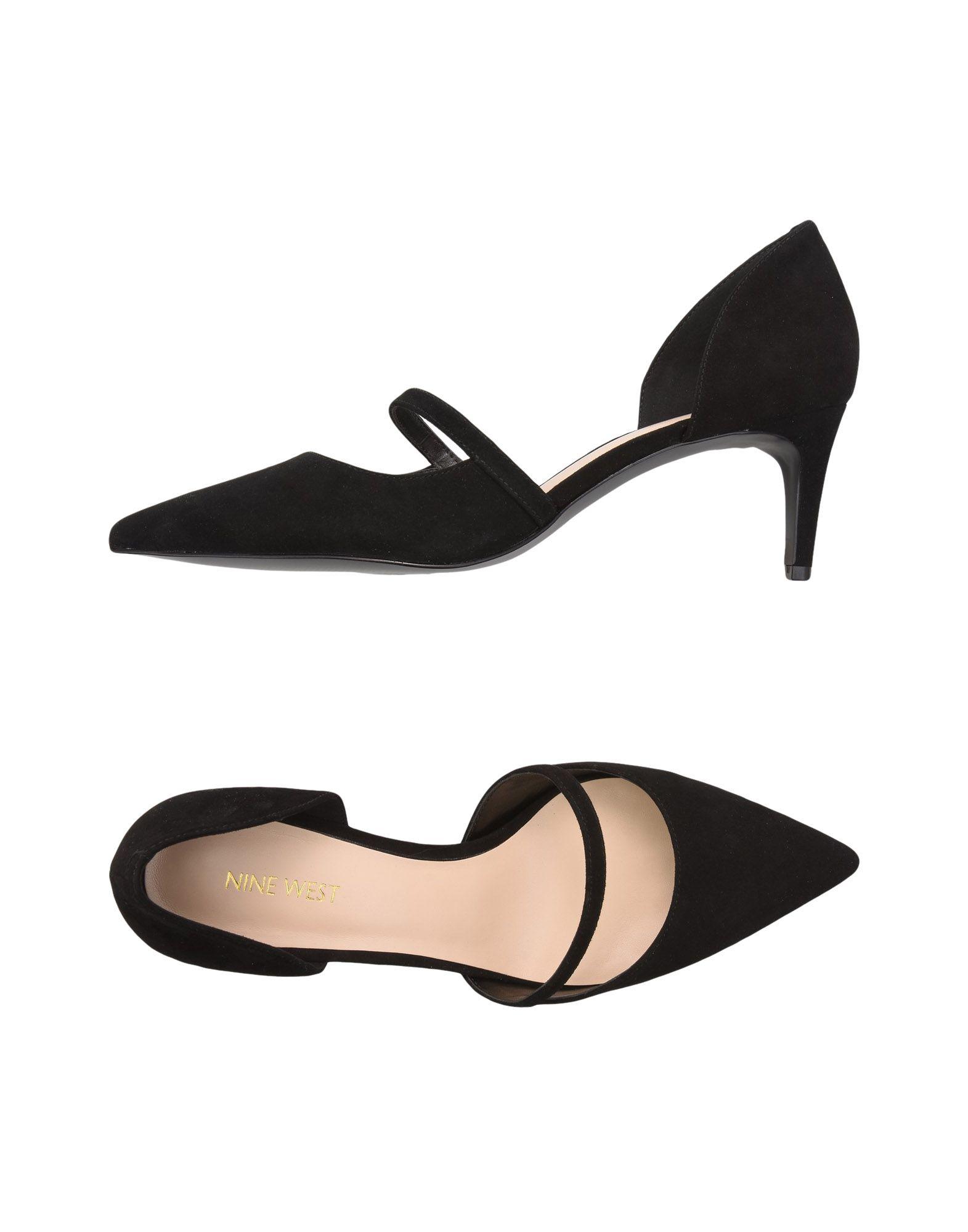 Gut West um billige Schuhe zu tragenNine West Gut Pumps Damen  11444490SN eebaba