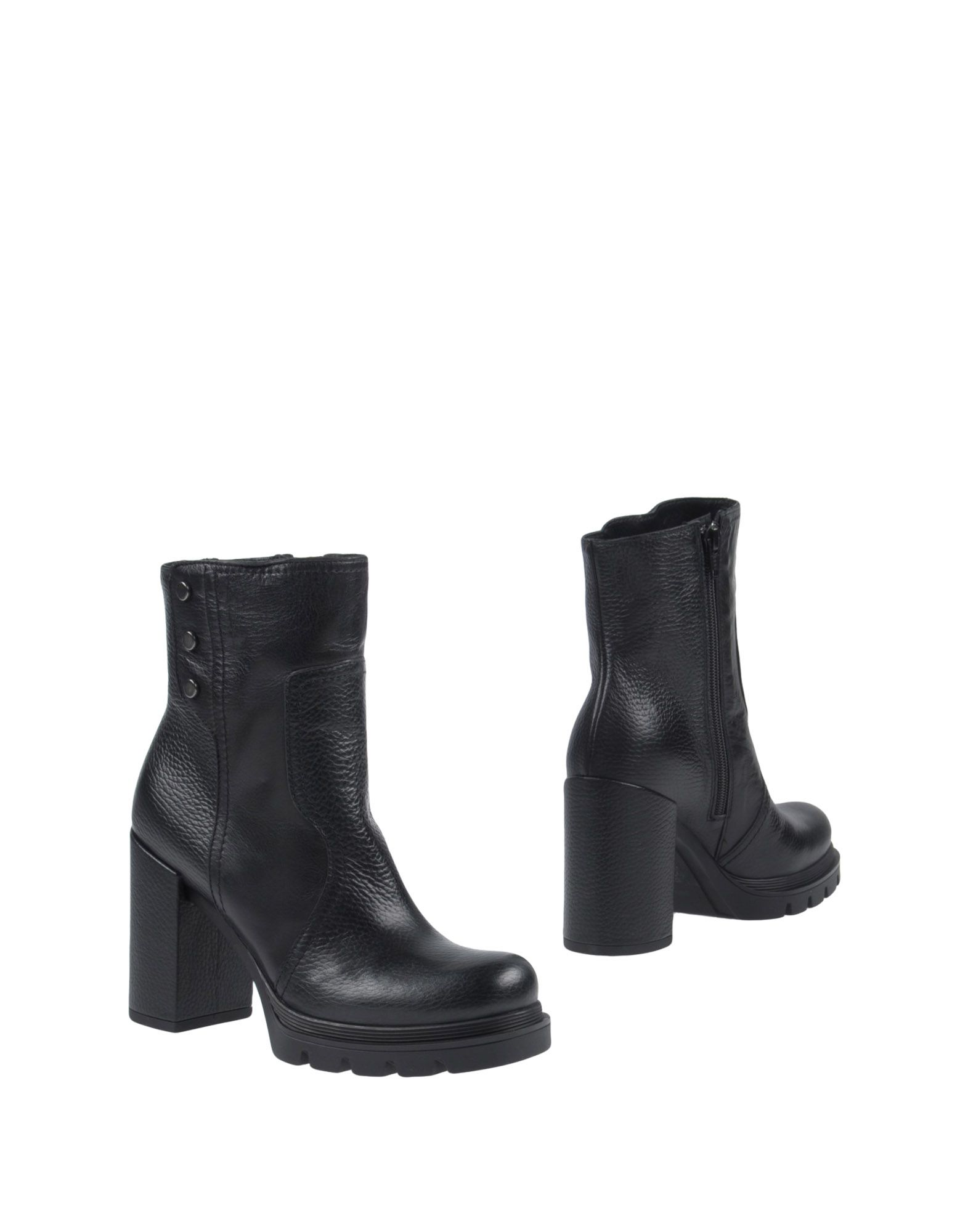 Bottine Emanuela Passeri Femme - Bottines Emanuela Passeri Noir Chaussures casual sauvages
