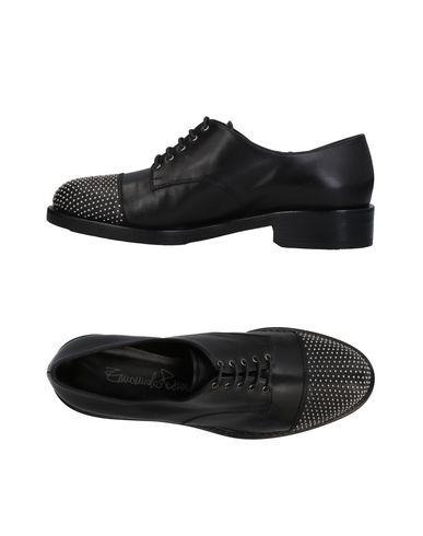 Zapatos de hombres y mujeres de moda casual Zapato De Cordones Emanuela Passeri Mujer - Zapatos De Cordones Emanuela Passeri - 11444632DX Negro