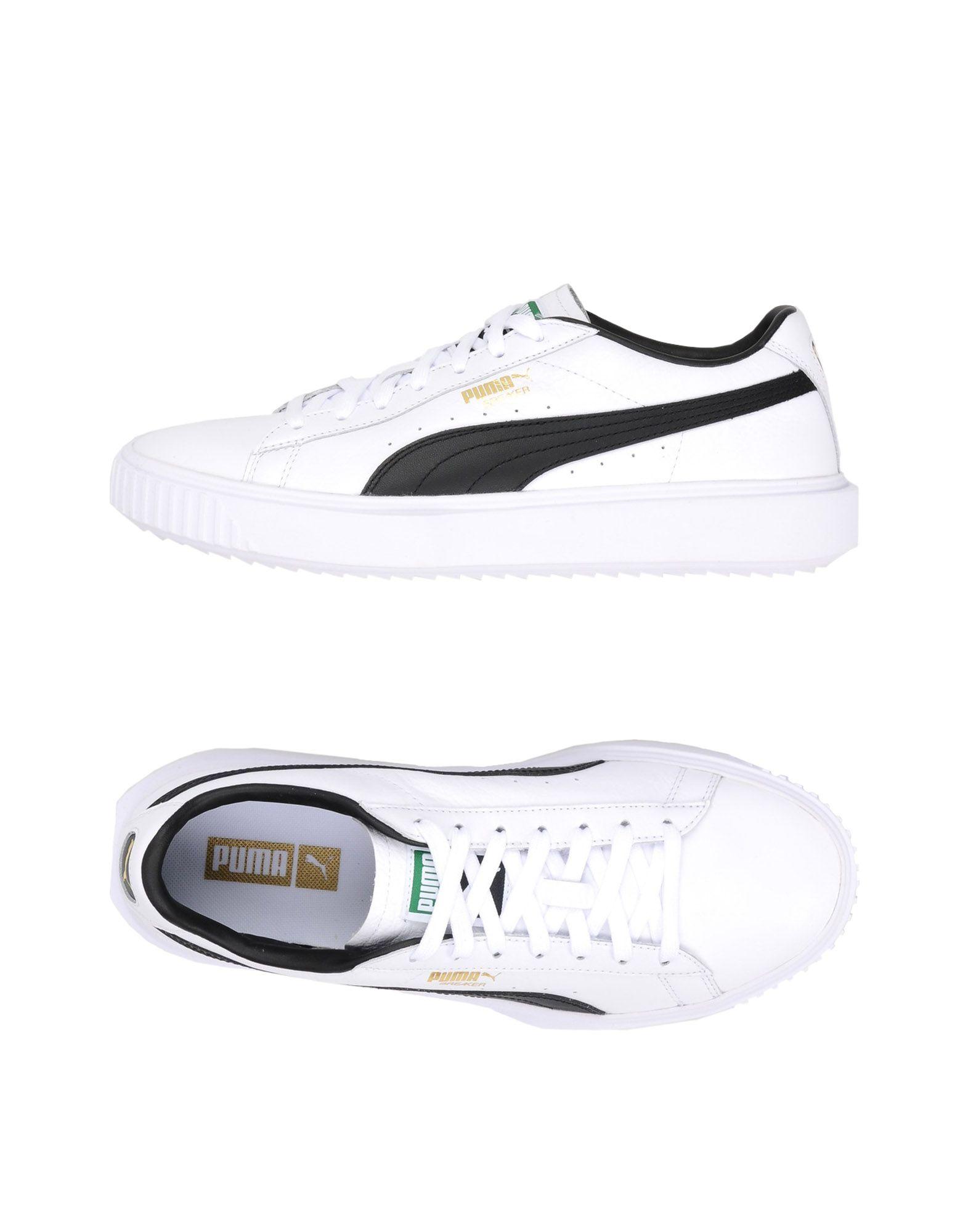 Sneakers Puma Puma Breaker Lthr Uomo - Uomo Lthr - 11444666LM 9670eb