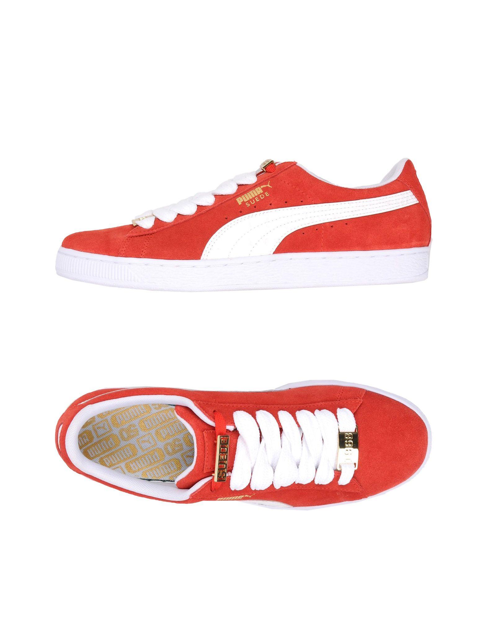 Rabatt echte Schuhe Puma Suede Classic Bboy Fabulous  11444673VU