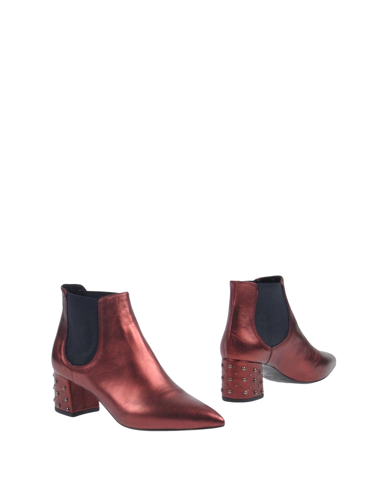 Emanuela Passeri Emanuela Ankle Boot - Women Emanuela Passeri Passeri Ankle Boots online on  United Kingdom - 11444689CD eb001b