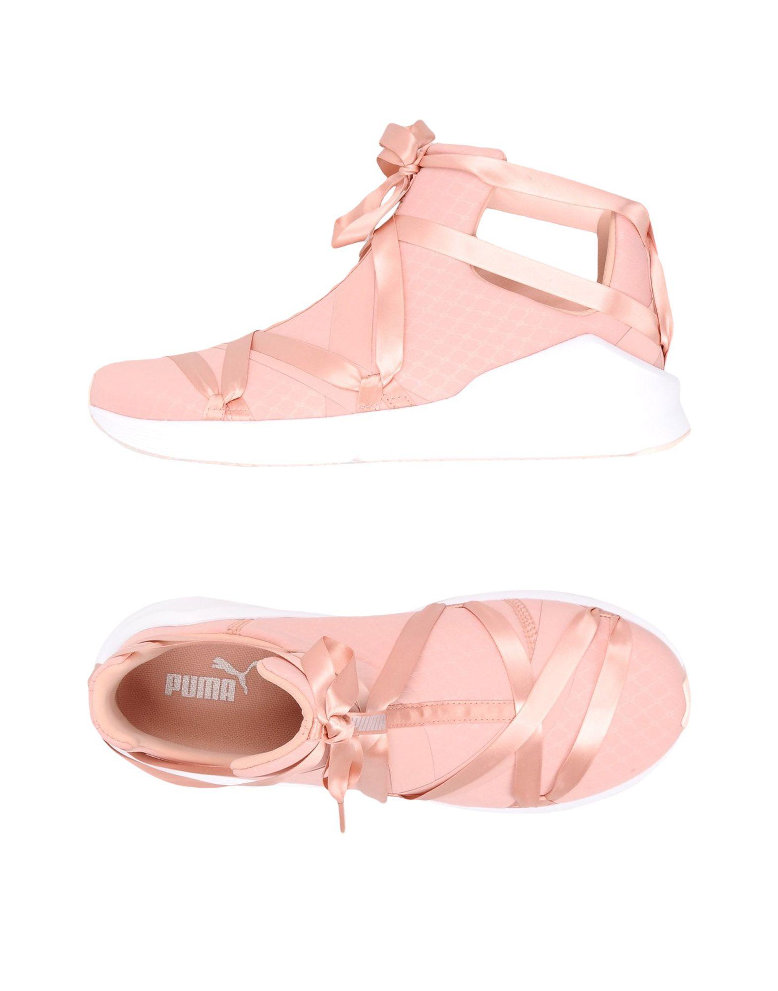 Sneakers Puma Fierce Rope Satin Ep Wn's - Donna - 11444694TB