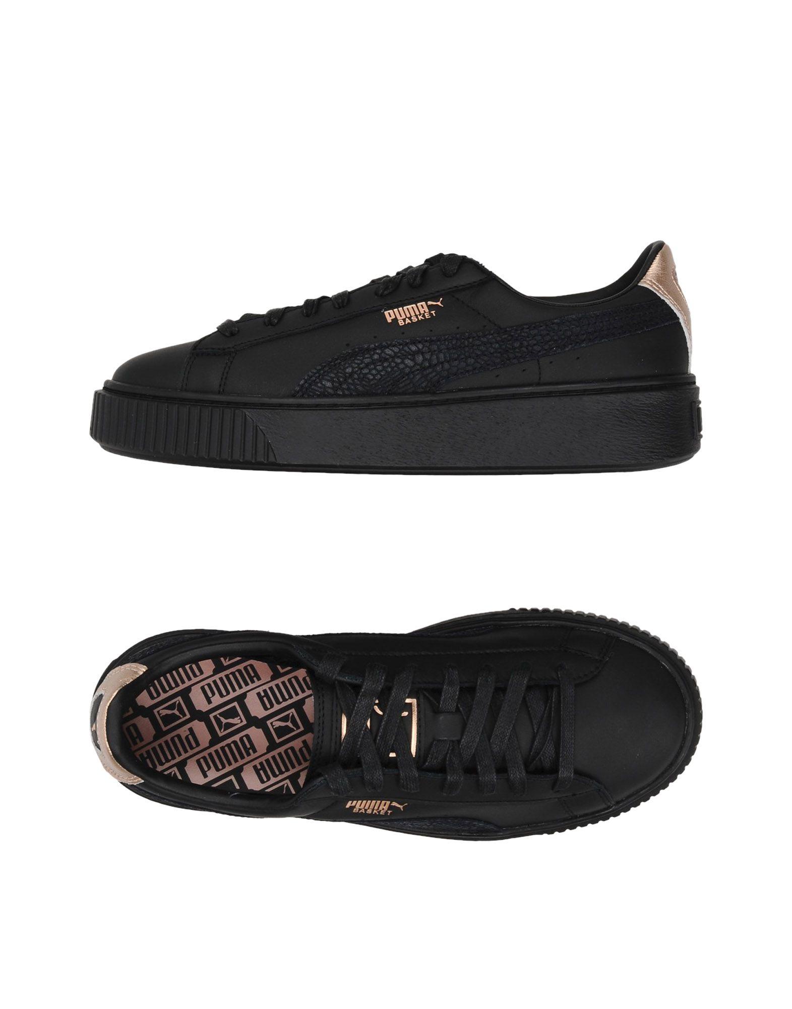 Sneakers Puma Basket Platform Euphoria Rg - Donna - Acquista online su