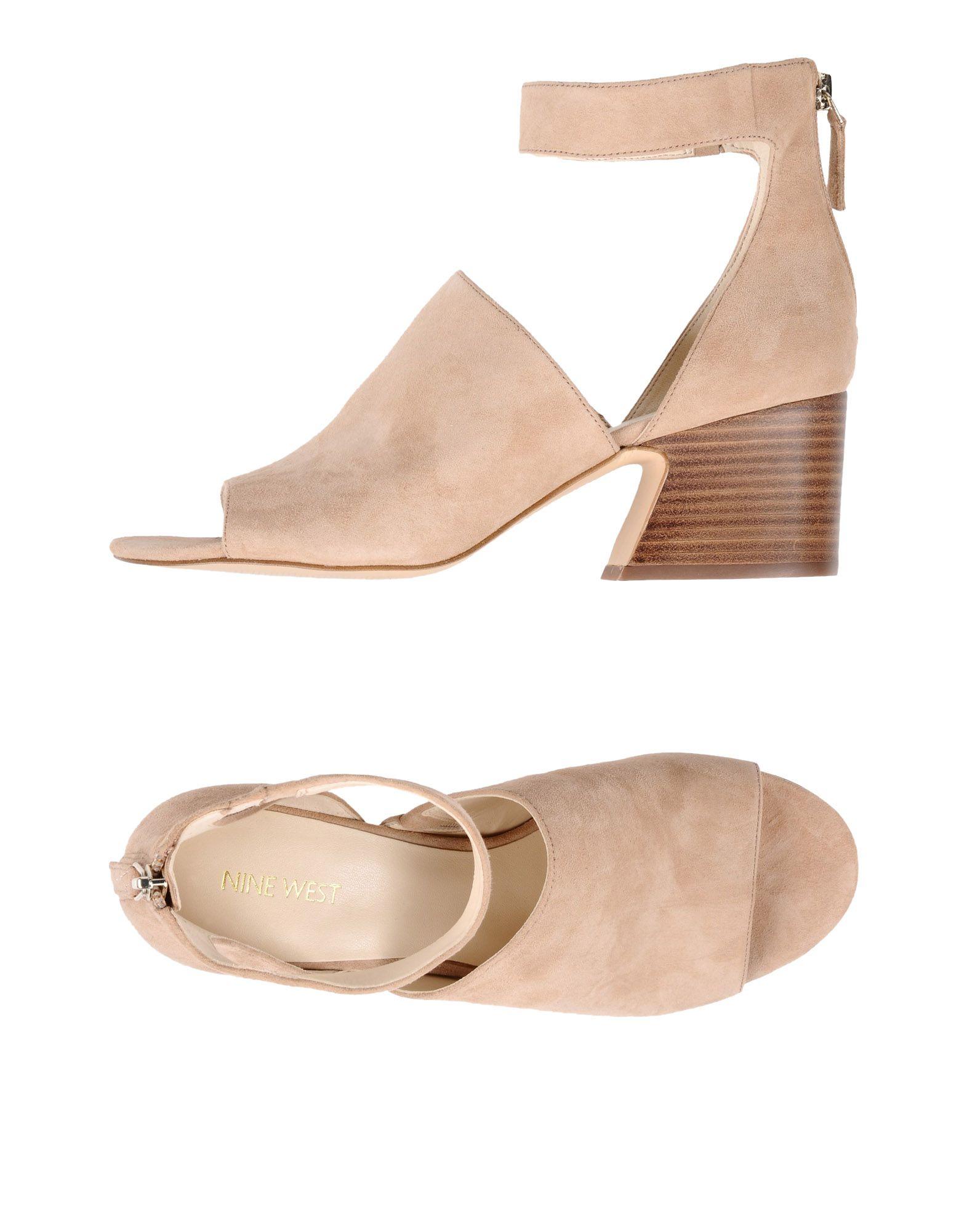 Nine West Sandalen Damen  11444748EO Gute Qualität beliebte Schuhe