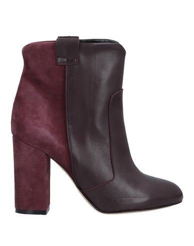 ATOS LOMBARDINI Ankle Boots in Maroon