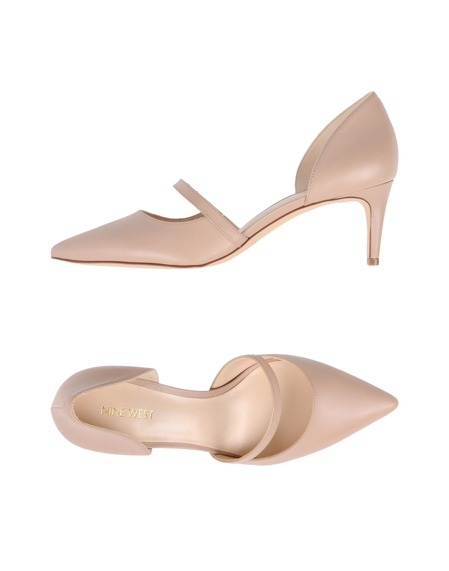 Gut um billige Schuhe zu tragenNine West Pumps Damen  11444919XT