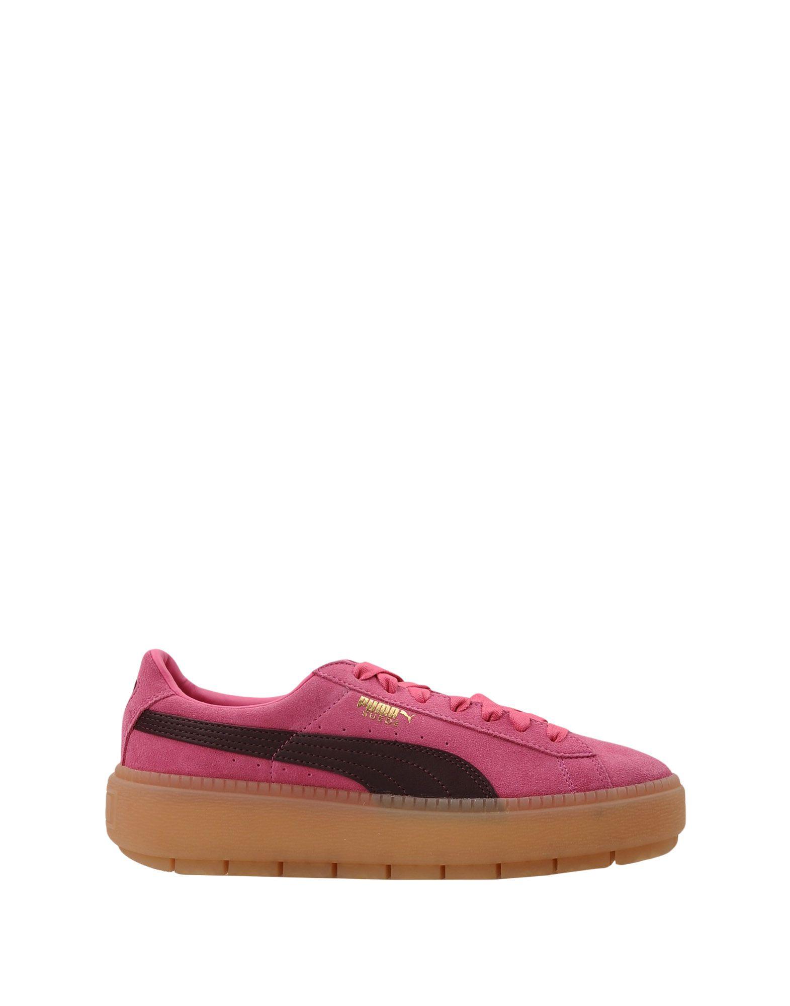 Puma Gute Suede Platformtraceblockwn's  11444995UI Gute Puma Qualität beliebte Schuhe bb83d6
