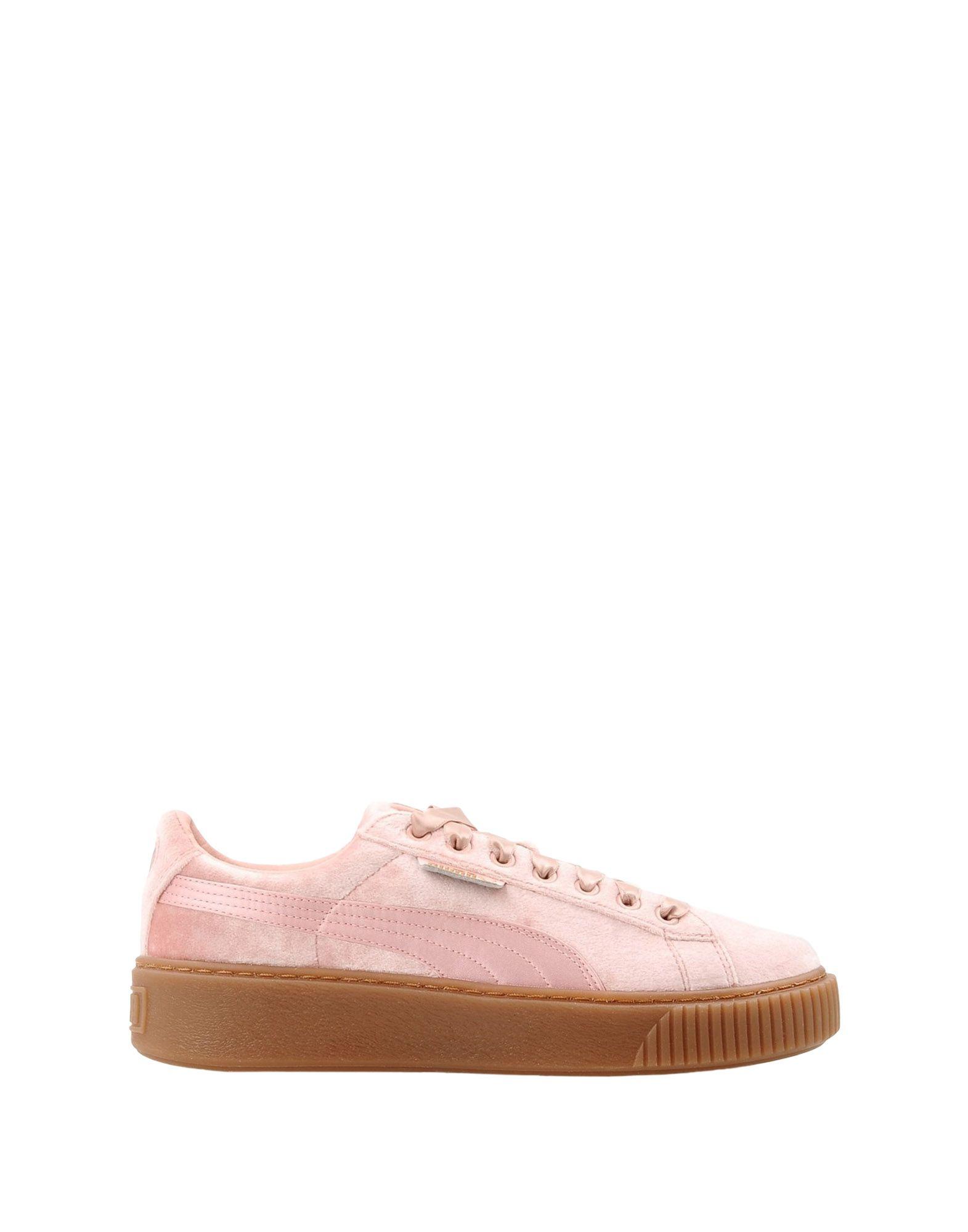 Puma Basket Platform Vs Wns - Sneakers Sneakers Sneakers - Women Puma Sneakers online on  United Kingdom - 11445002WI 3a4ead