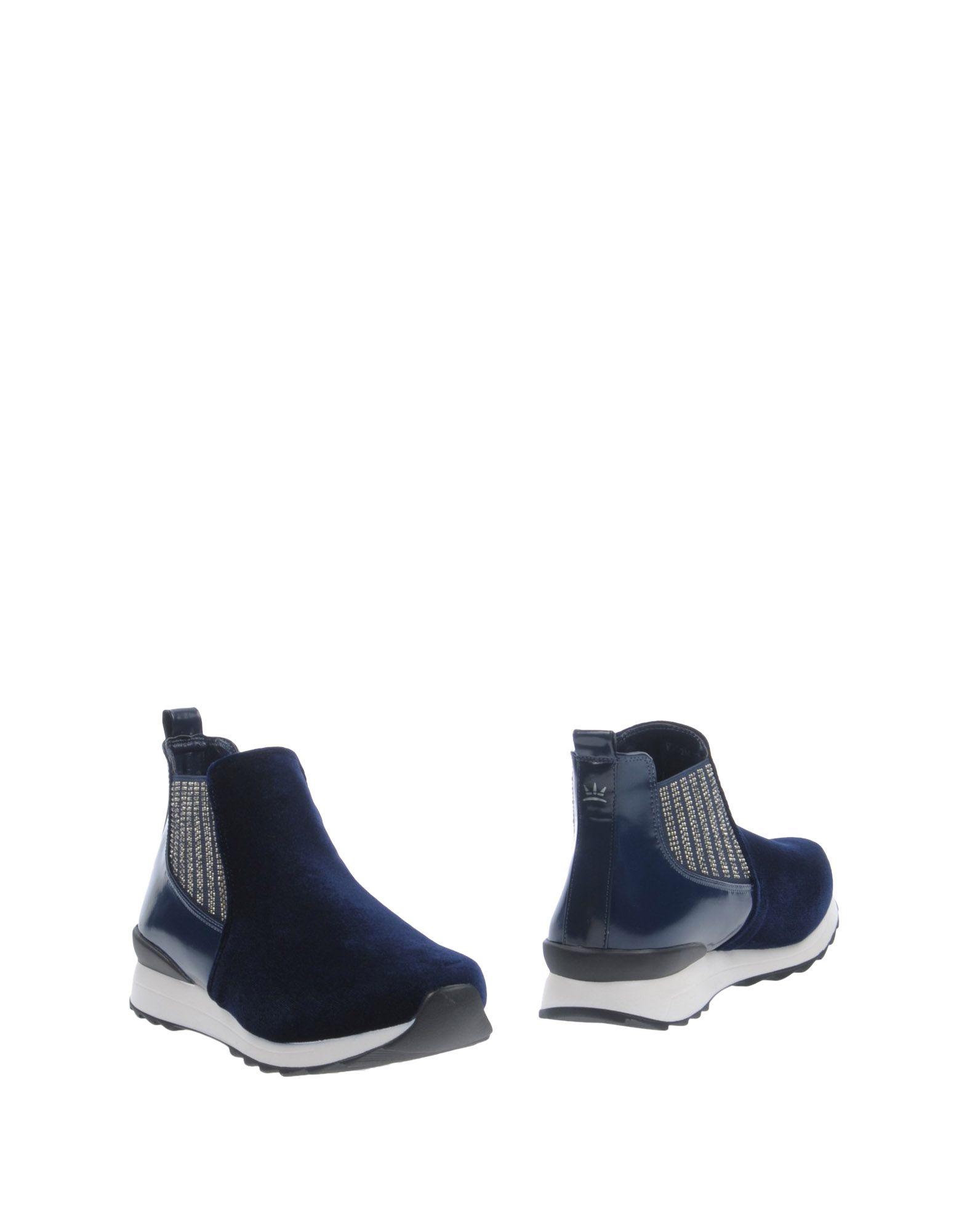 Chelsea Boots Francesco Milano Donna - 11445224GK