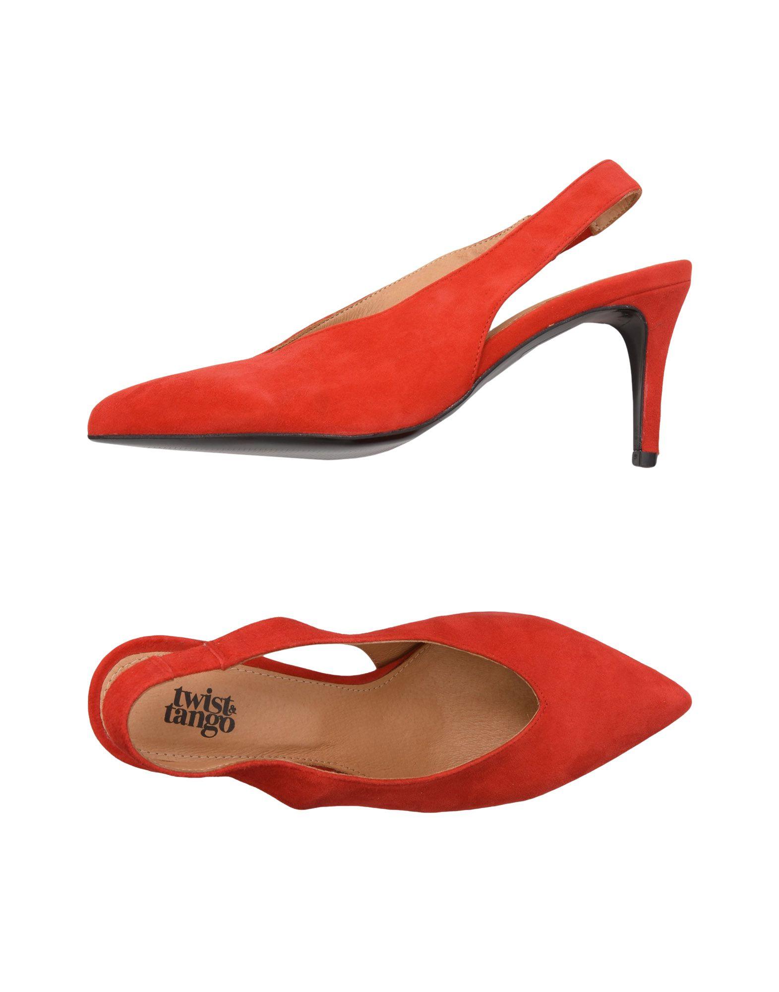 Stilvolle billige Schuhe Twist & Tango Malaga Slingbacks  11445240JB