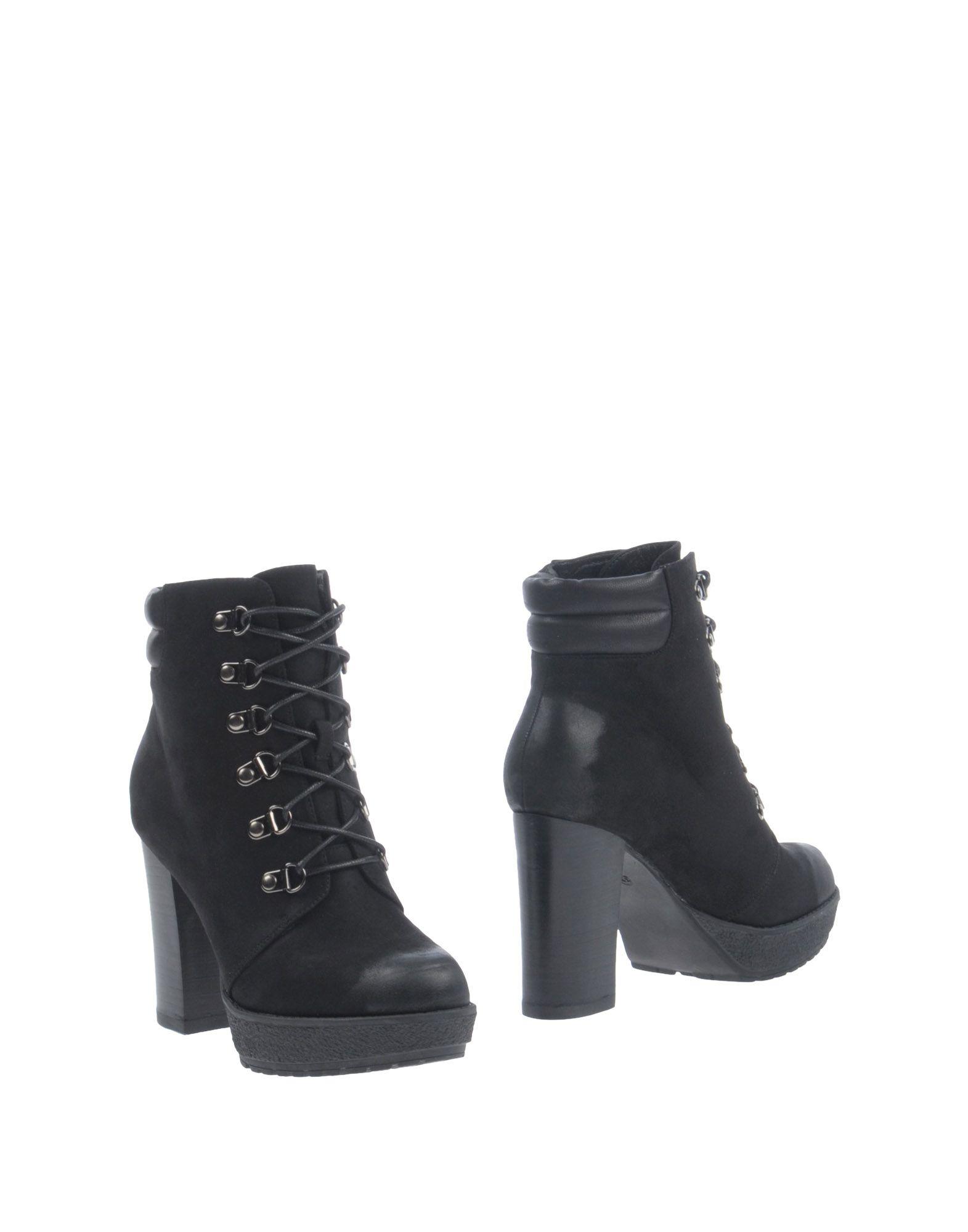 Francesco Milano Stiefelette Damen  11445251WH Gute Qualität beliebte Schuhe