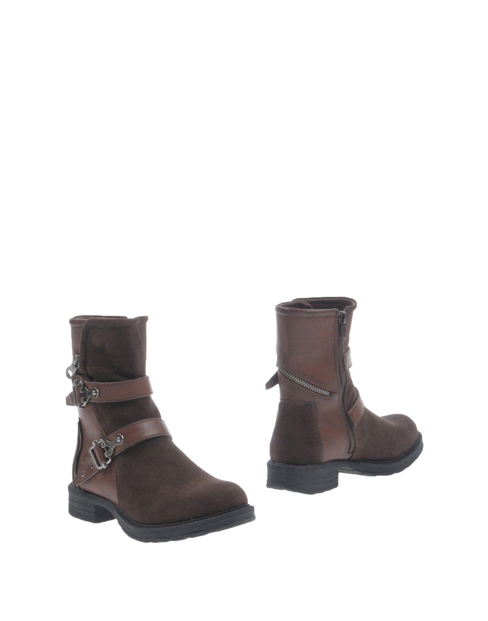 Bottine Francesco Milano Femme - Bottines Francesco Milano Moka Les chaussures les plus populaires pour les hommes et les femmes