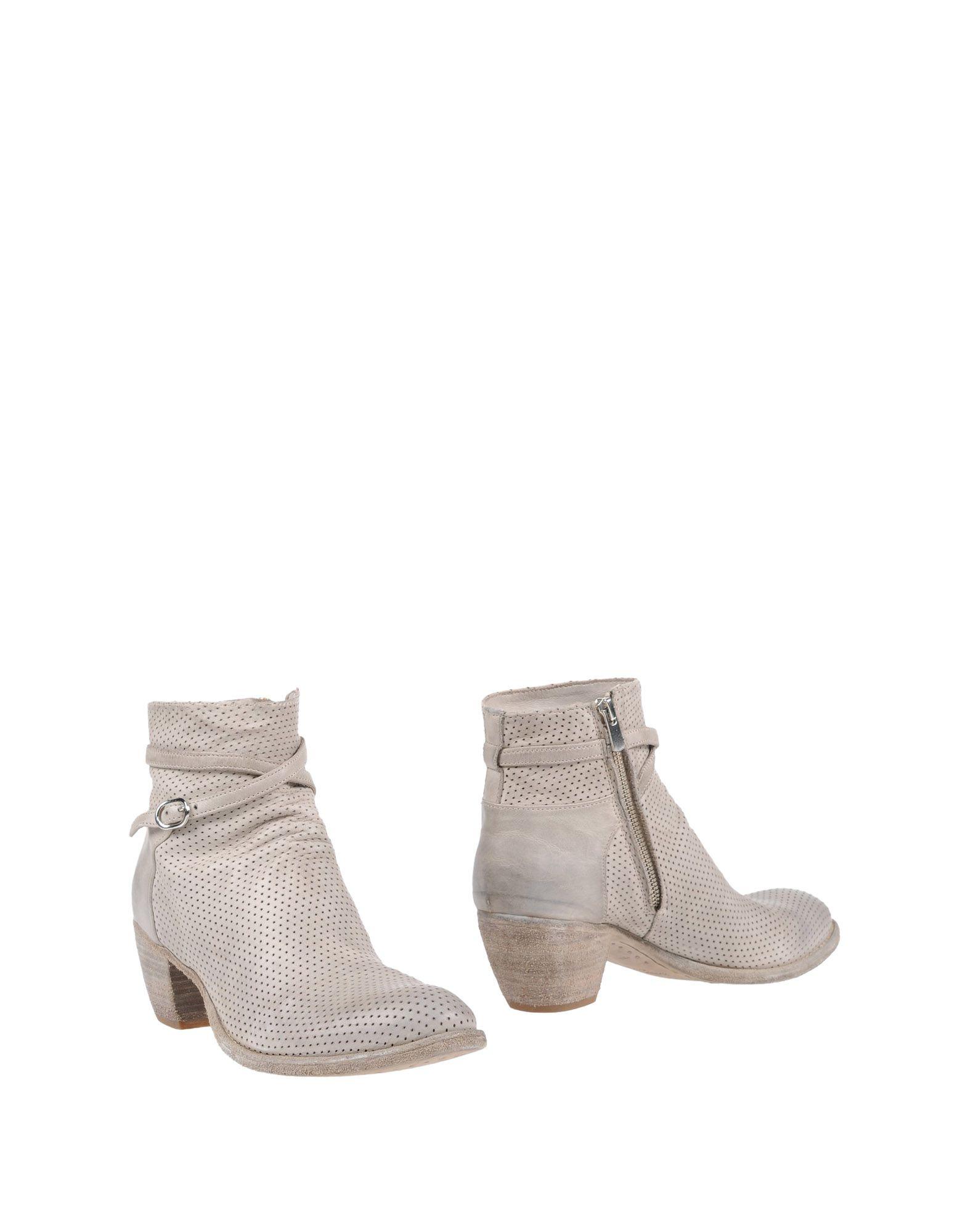 Officine Creative Italia Stiefelette aussehende Damen  11445376JDGünstige gut aussehende Stiefelette Schuhe f0e5c2