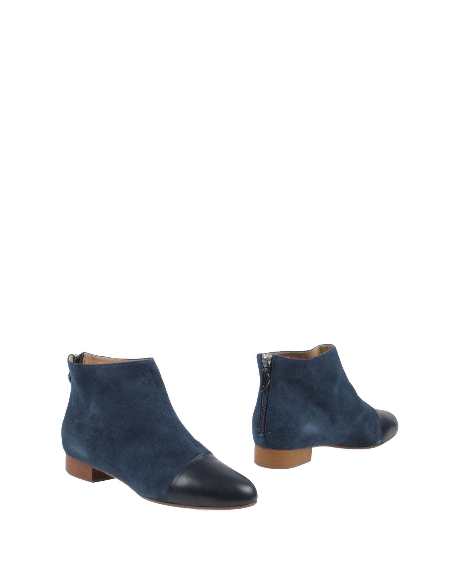 Rabatt Schuhe Dibrera By Paolo Zanoli Stiefelette Damen  11445397CH