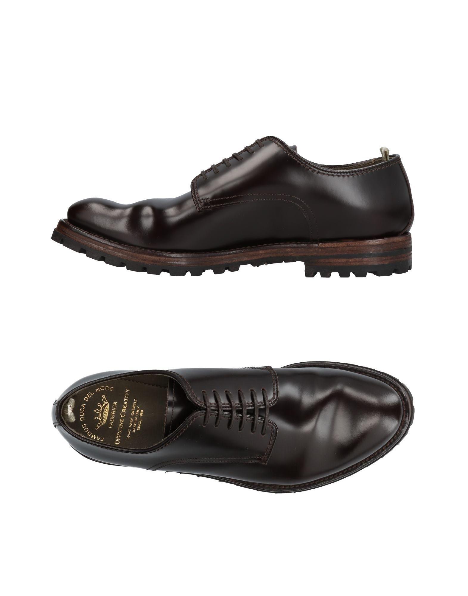 Officine Creative Italia Schnürschuhe Herren  11445409GS Neue Schuhe