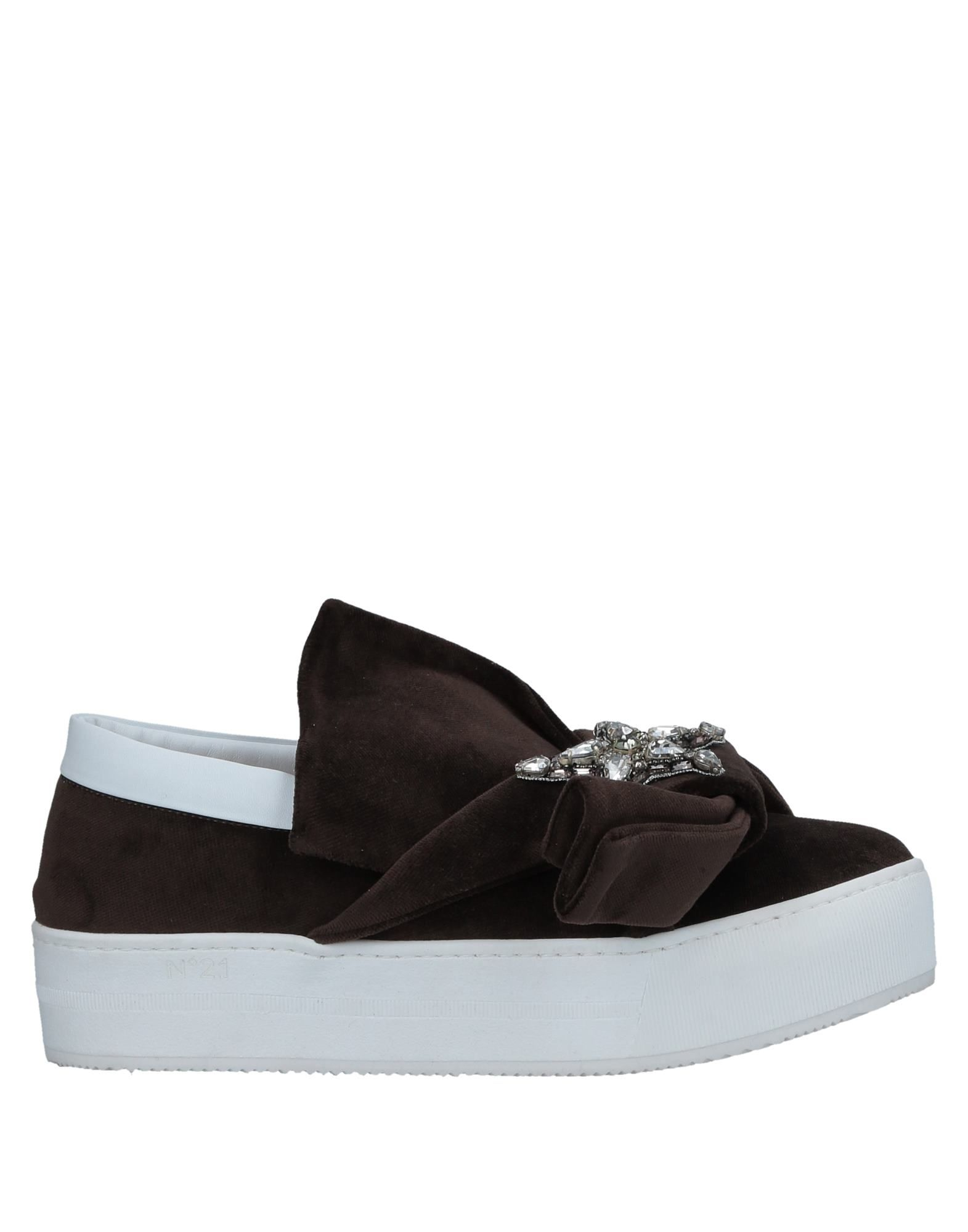 Sneakers N° 21 21 N° Donna - 11445438XH 245a65