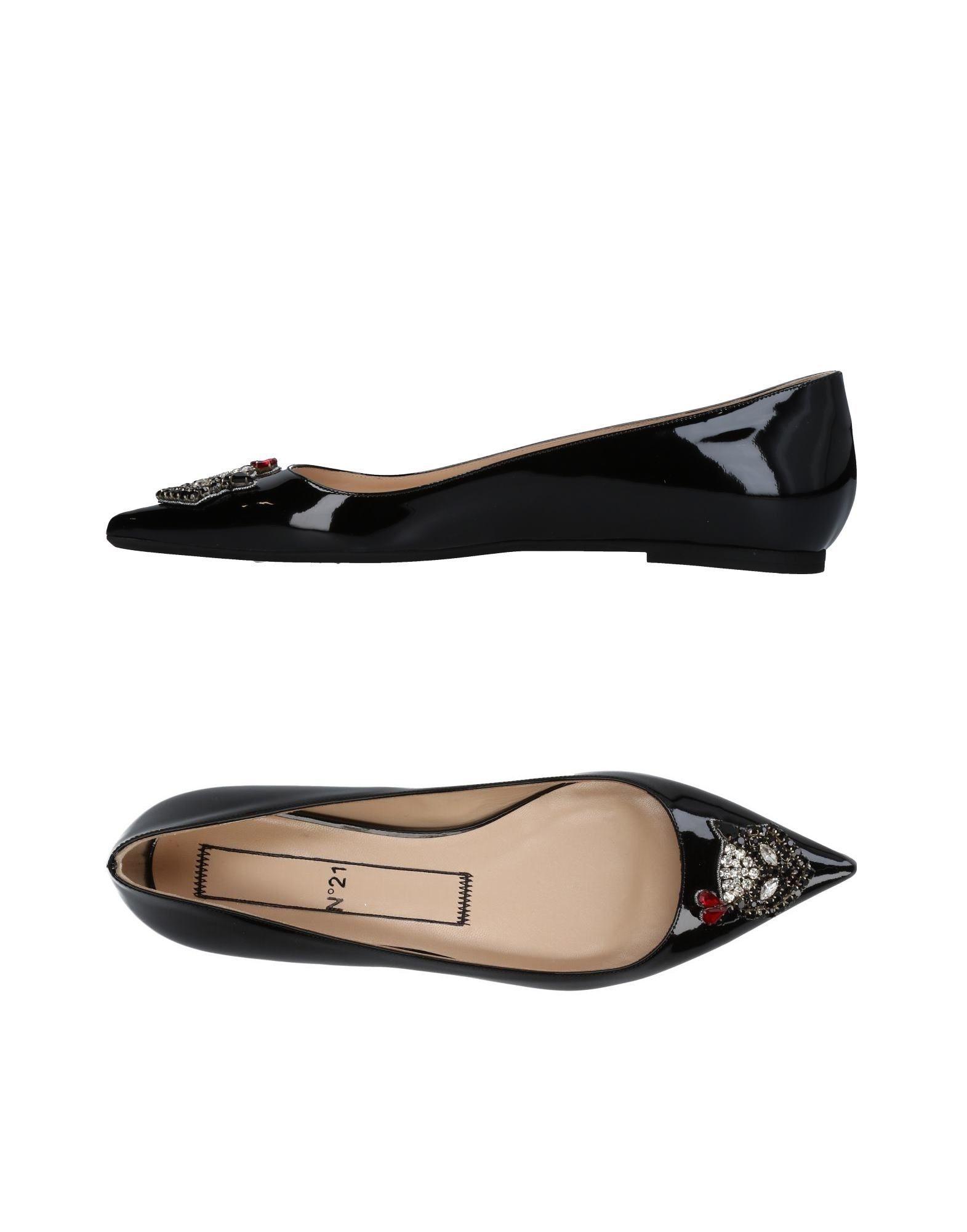 N° 11445441WNGünstige 21 Ballerinas Damen  11445441WNGünstige N° gut aussehende Schuhe 8f166f