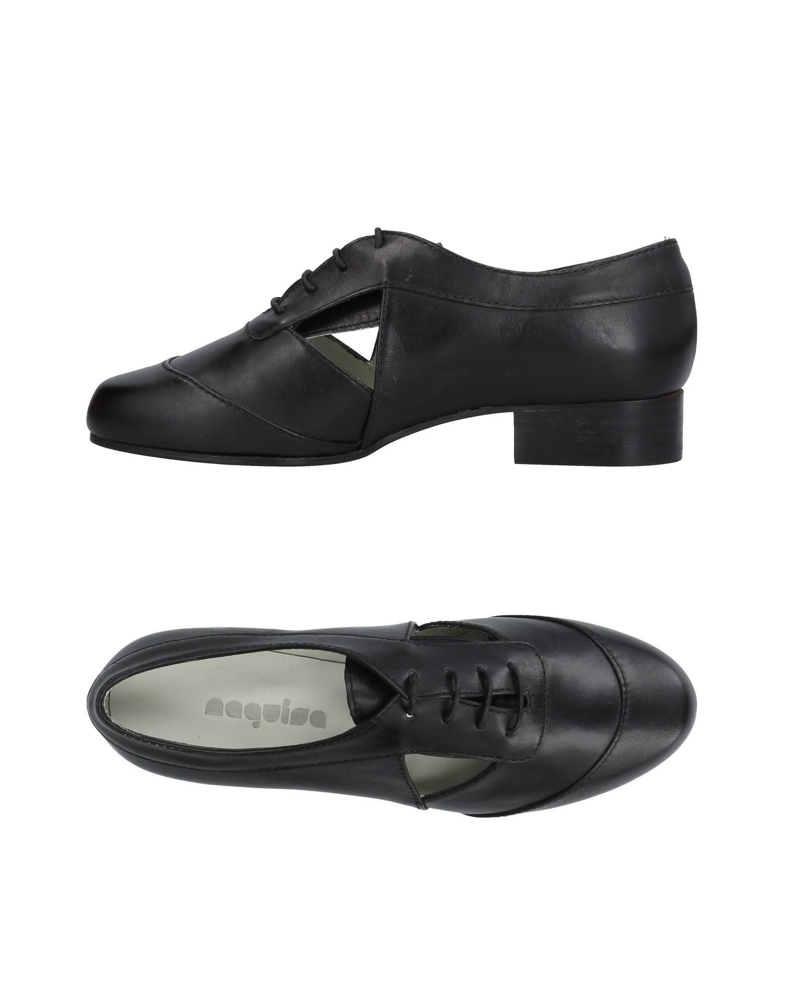Günstige und modische Schuhe Naguisa Schnürschuhe Damen  11445466PG