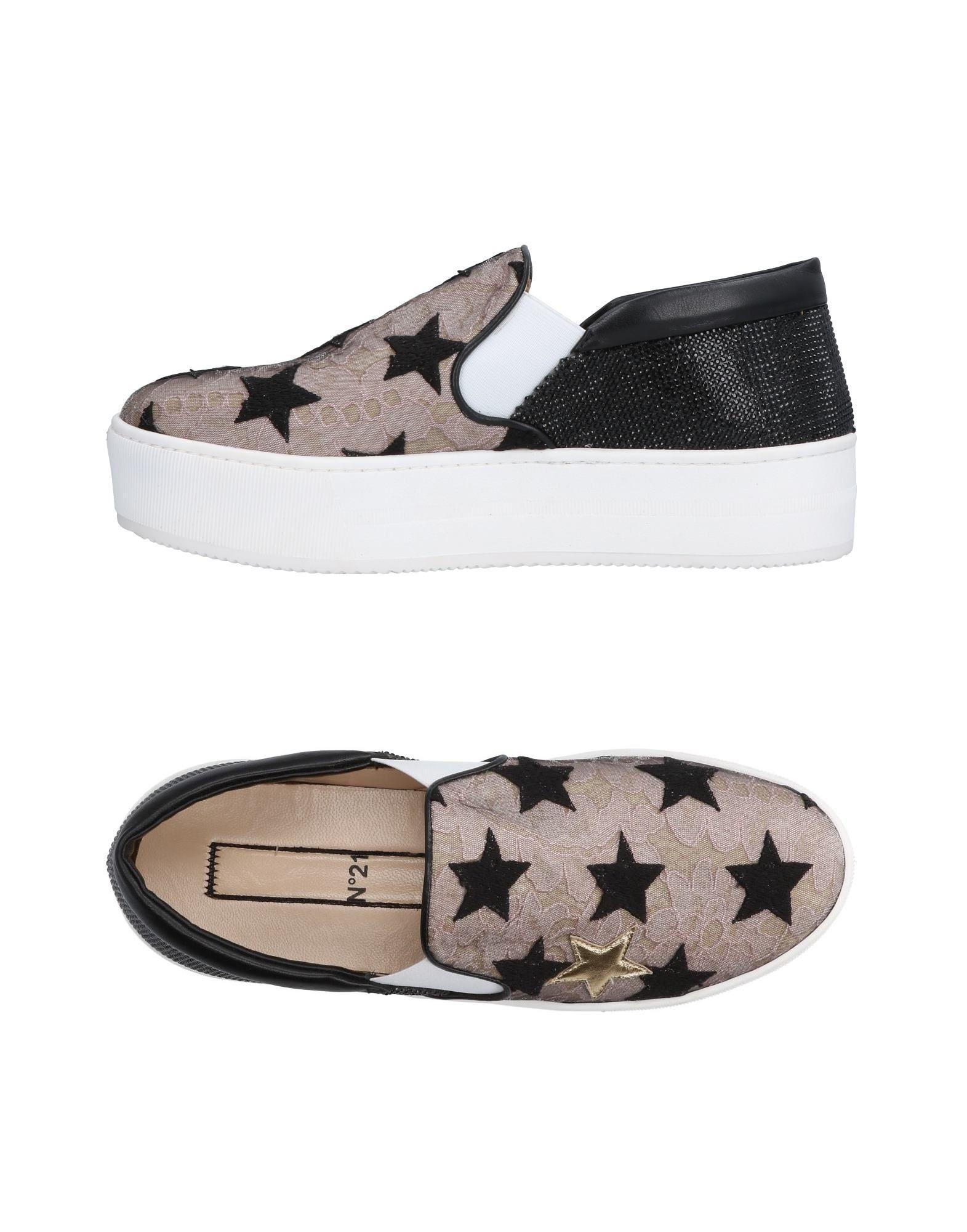 Sneakers N° 21 Donna - 11445505PP