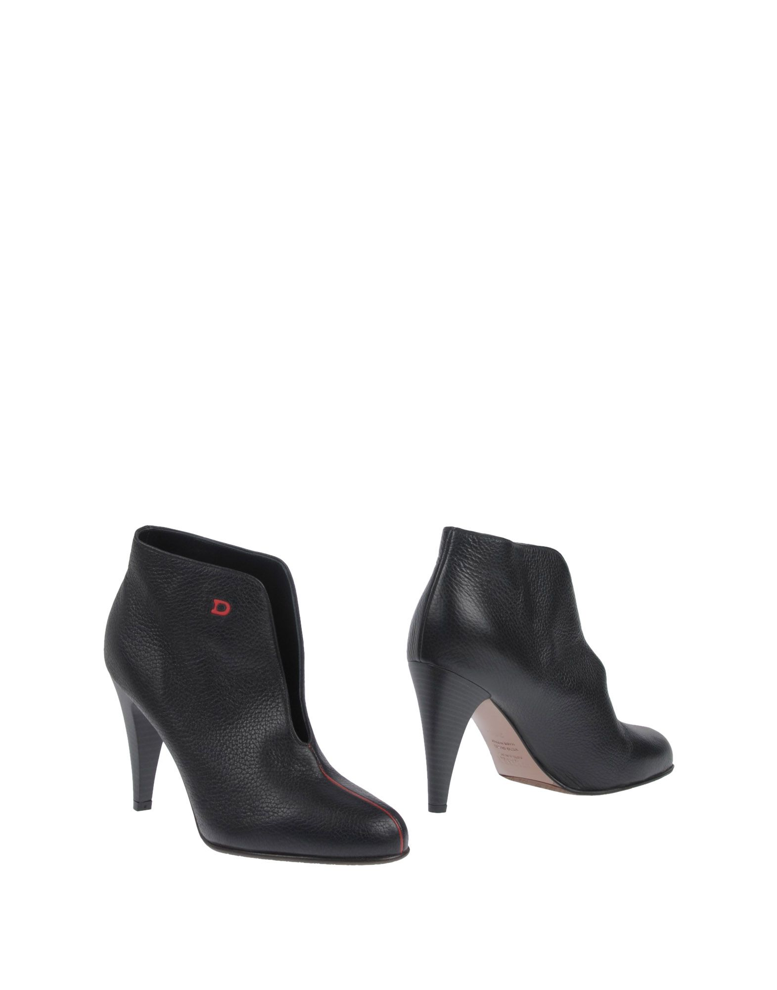 Dibrera By Paolo Zanoli Stiefelette Damen  11445536RJGut aussehende strapazierfähige Schuhe