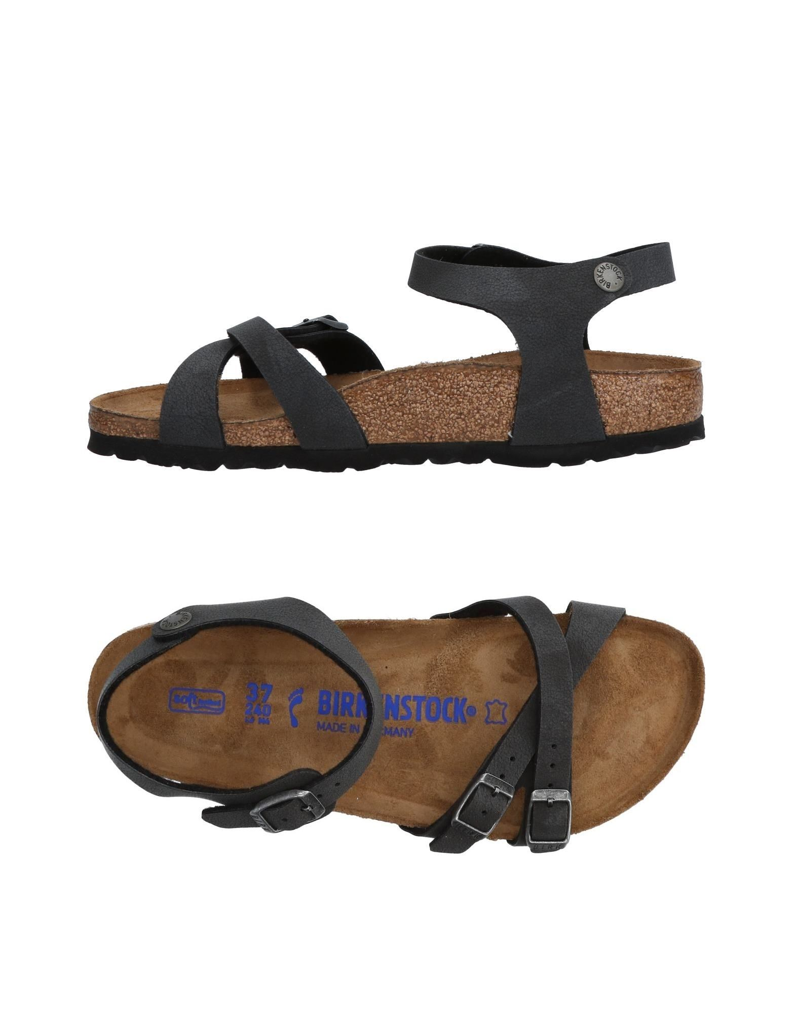 5e4b444b3078 Birkenstock Sandals - Women Birkenstock Sandals online on YOOX ...
