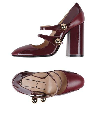 Los zapatos más populares para hombres y mujeres Zapato De Salón N° 21 Mujer - Salones N° 21   - 11445637JC Burdeos