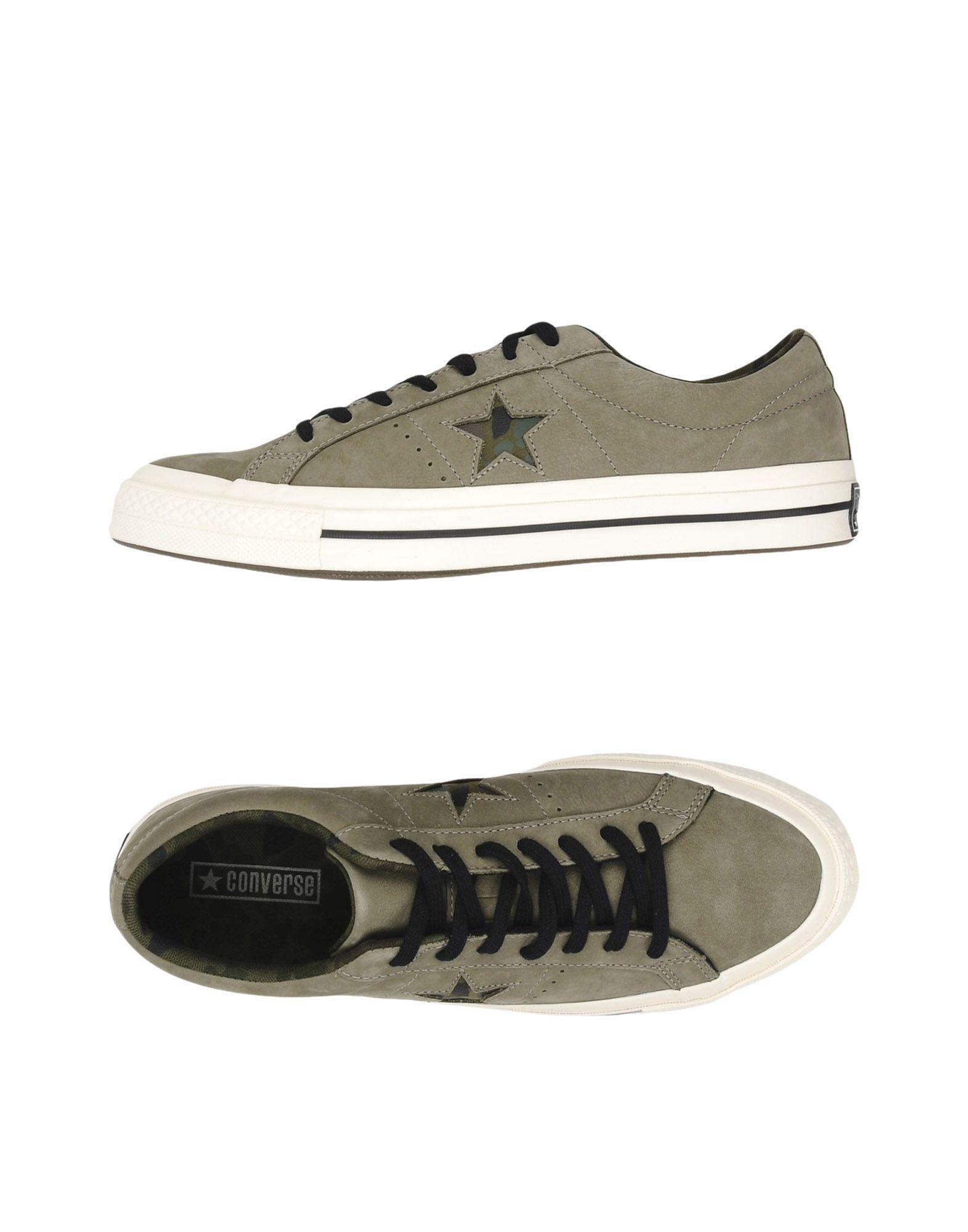 Rabatt echte Schuhe Converse All Star One Star Ox Utility Camo  11445642VS