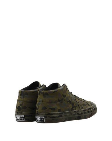 CONVERSE ALL STAR ONE STAR MID UTILITY CAMO Sneakers
