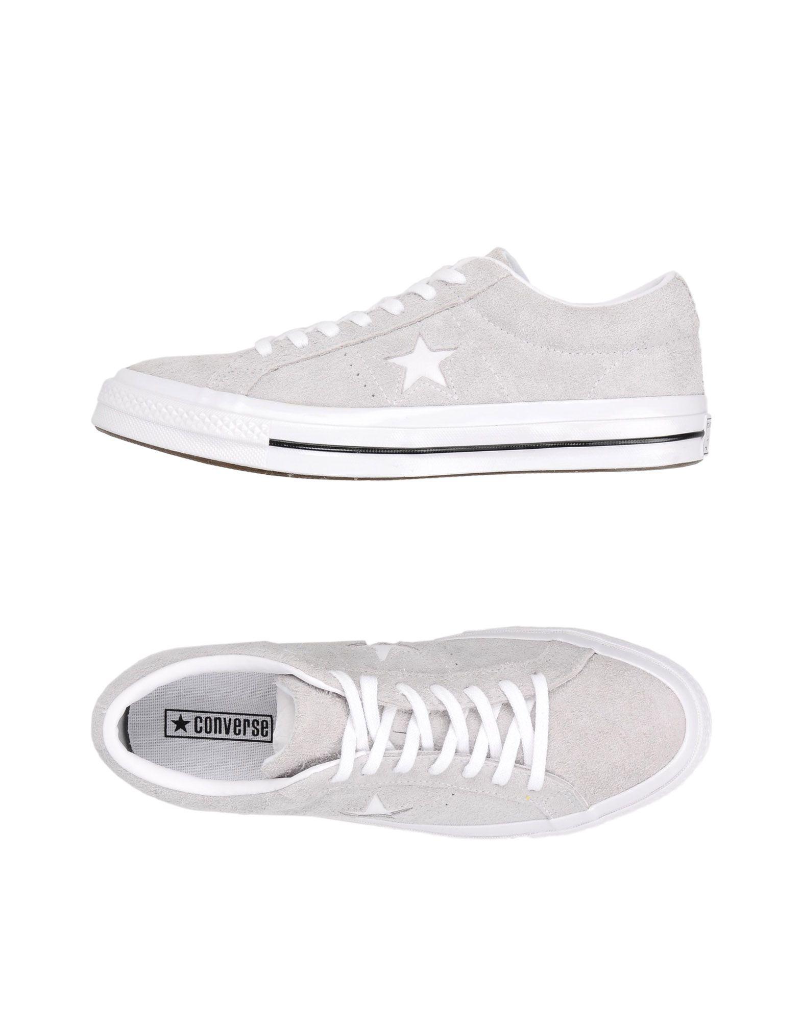 Scarpe Star da Ginnastica Converse All Star Scarpe One Star Ox Og Suede - Uomo - 11445677AF 766531