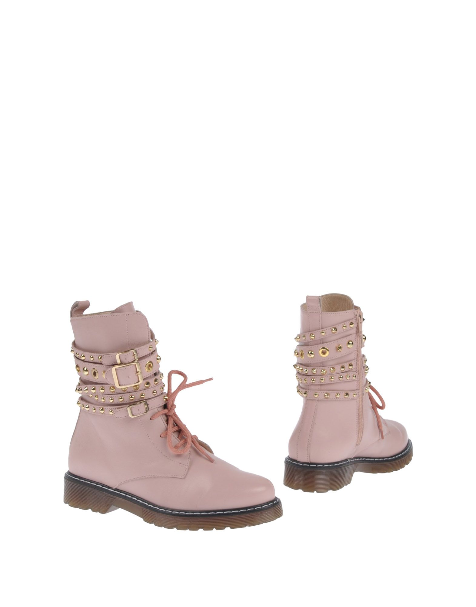 Rabatt Schuhe Blugirl Blumarine Stiefelette Damen  11445692KF