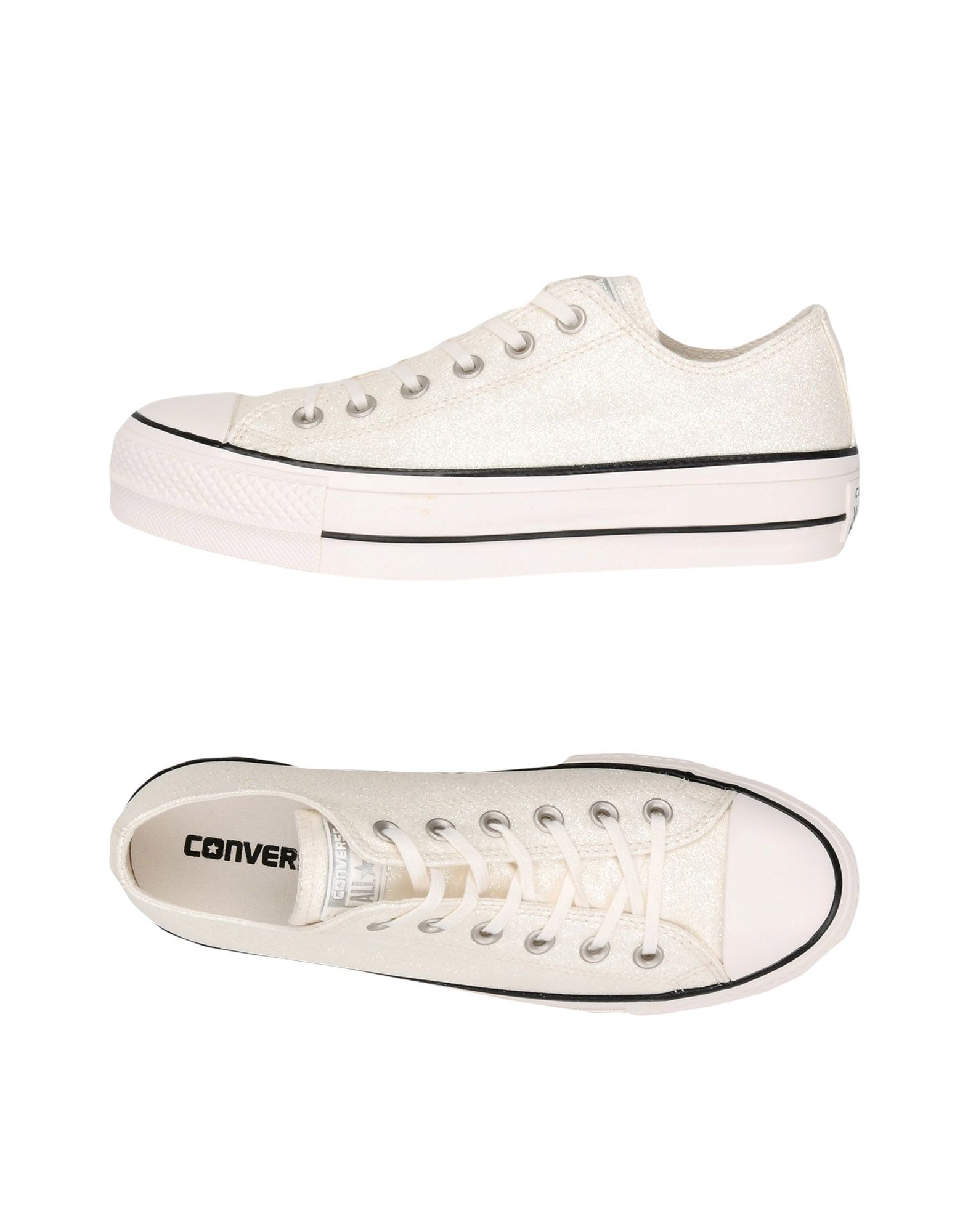 Sneakers Converse All Star Ctas Ox Lift Clean - Donna - Acquista online su