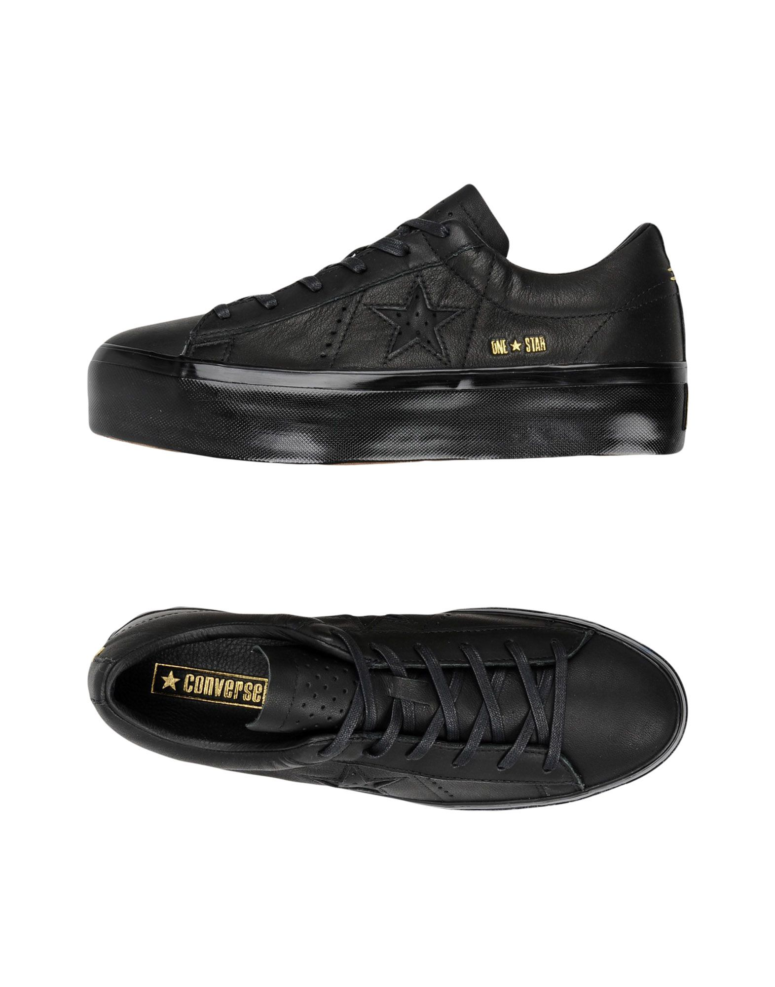 Gut um billige Schuhe zu tragenConverse All Star One Leather Star Platform Ox Premium Leather One  11445713NL abfcc3