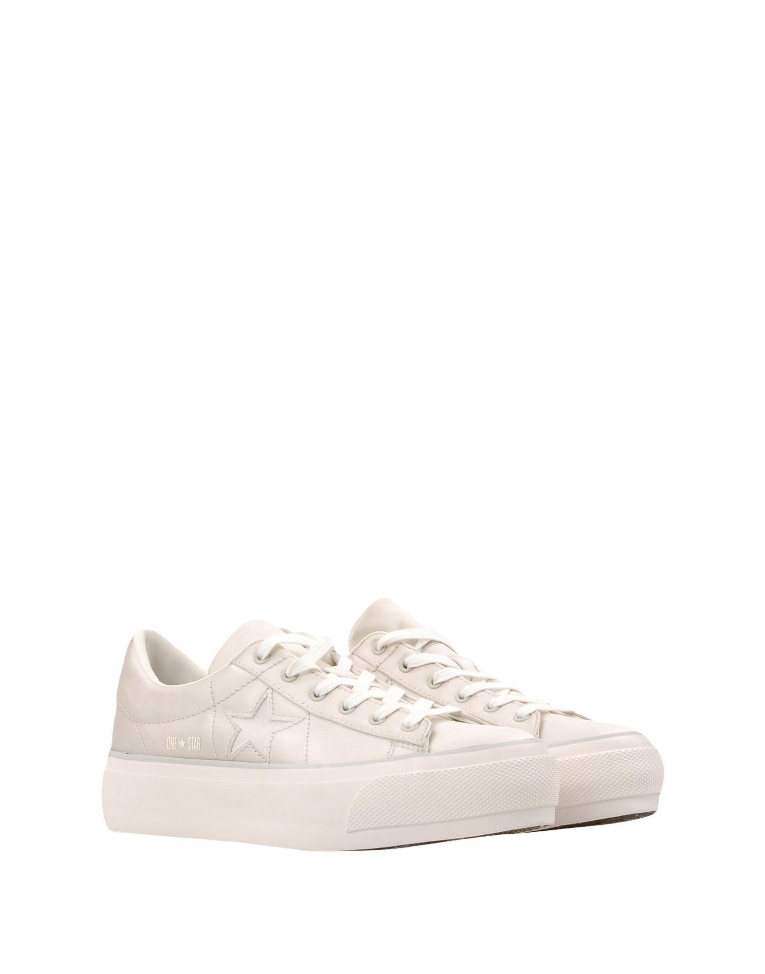 Sneakers Converse All Star One Star Platform Satin - Femme - Sneakers Converse All Star sur