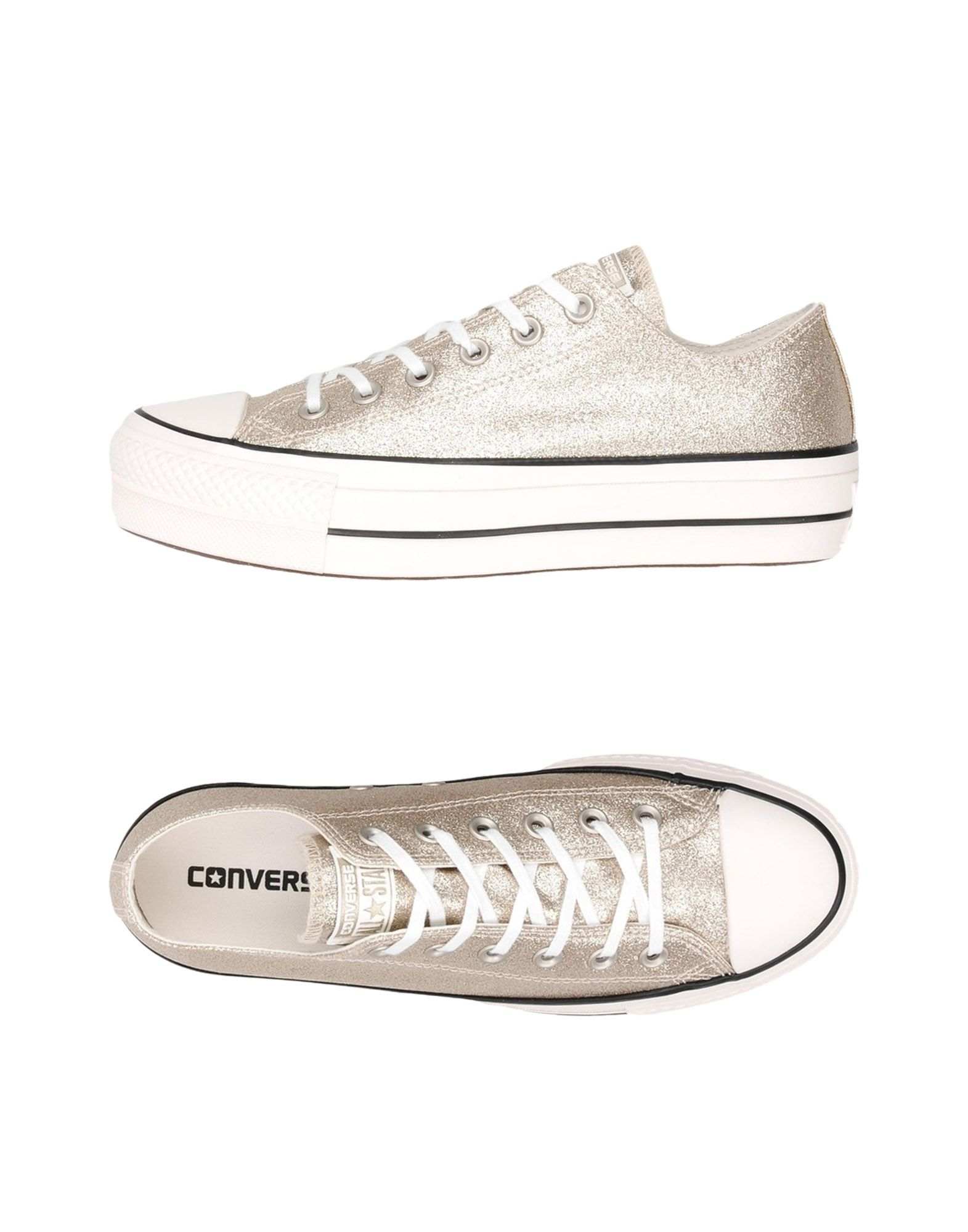 Sneakers Converse All Star Ctas Ox Lift Clean - Donna - 11445730DT