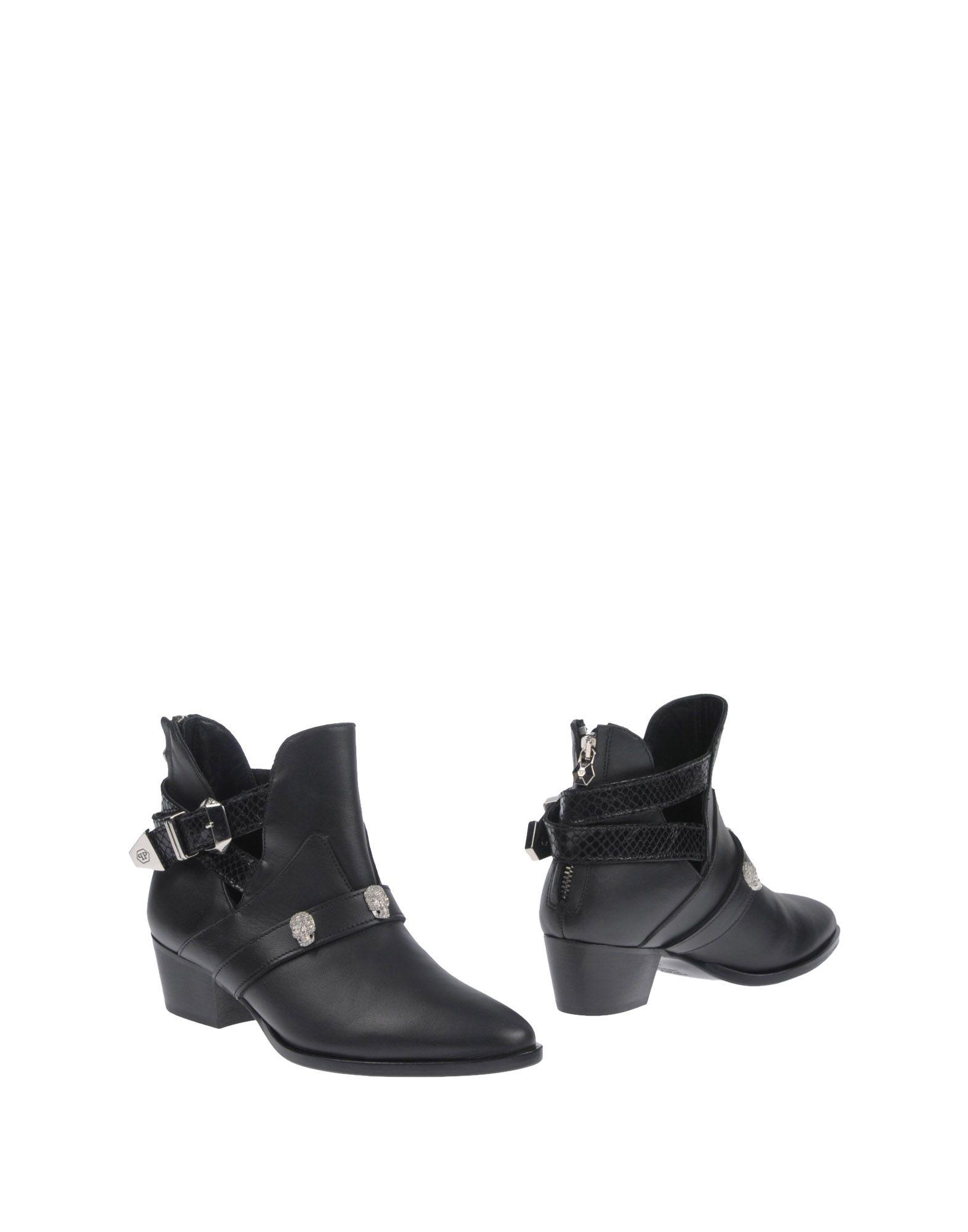 Philipp Plein gut Stiefelette Damen  11445732TJGünstige gut Plein aussehende Schuhe 60acb8