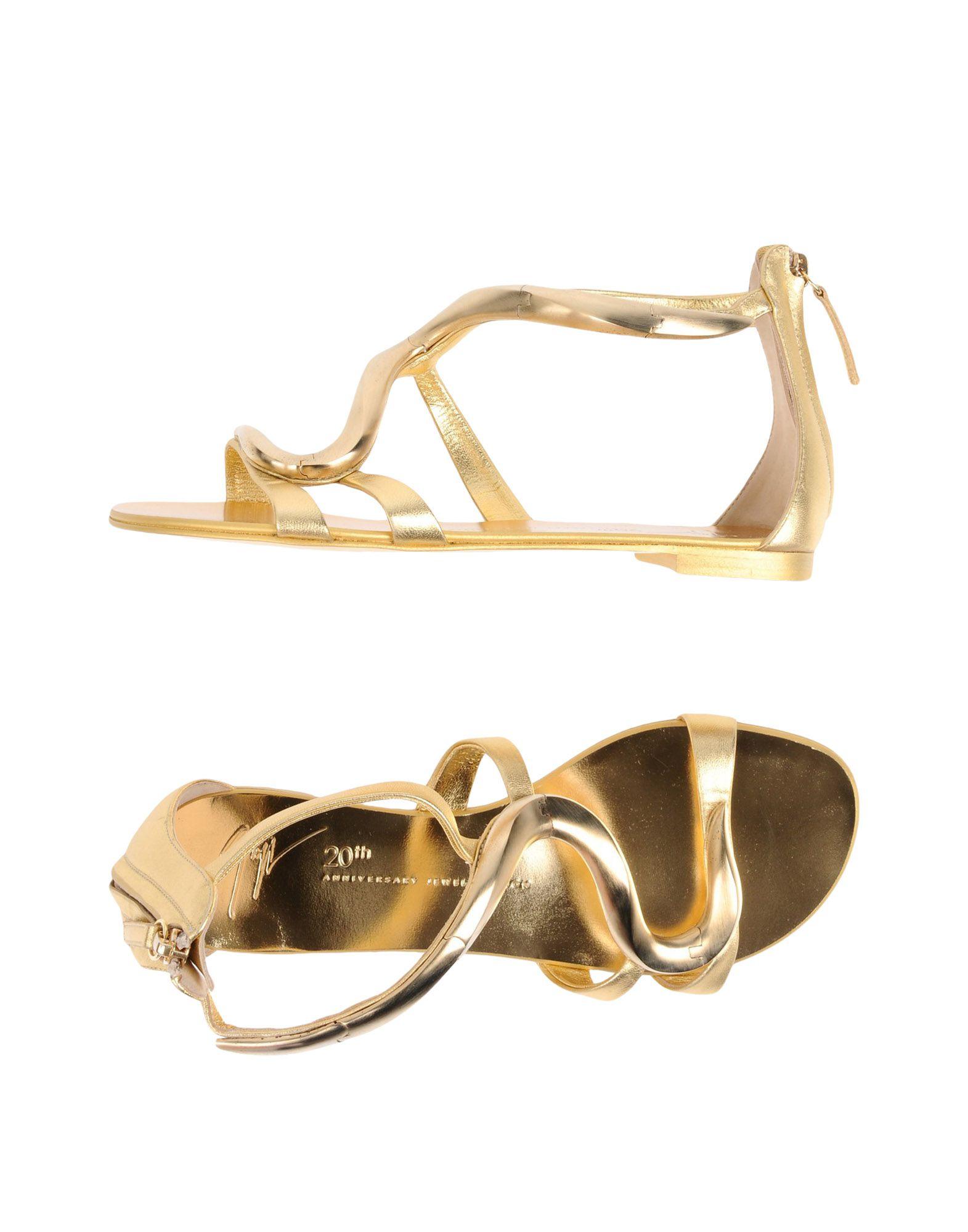 Giuseppe Zanotti gut Sandalen Damen  11445810TFGünstige gut Zanotti aussehende Schuhe 90d20c