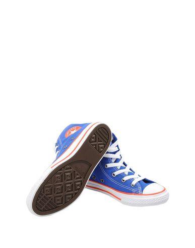 CONVERSE ALL STAR CTAS HI HYPER ROYAL/BRIGHT POPPY/WHITE Sneakers