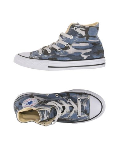 CONVERSE ALL STAR CTAS HI INFINITY/PEARL BLUE/DARK DENIM Sneakers