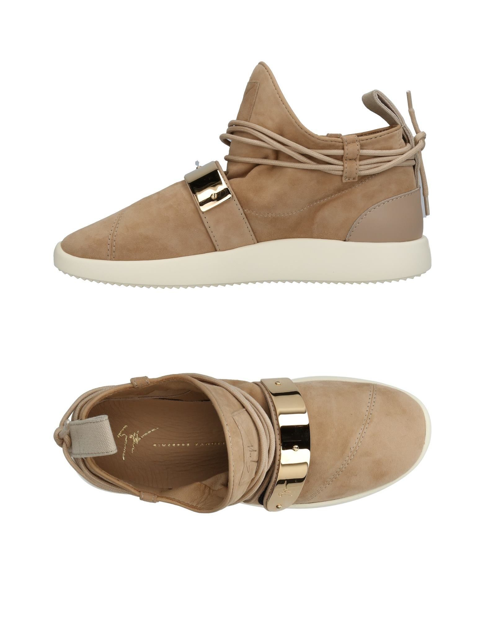 Giuseppe Zanotti Sneakers - Women Giuseppe Zanotti Sneakers - online on  Canada - Sneakers 11445877GV fa17be