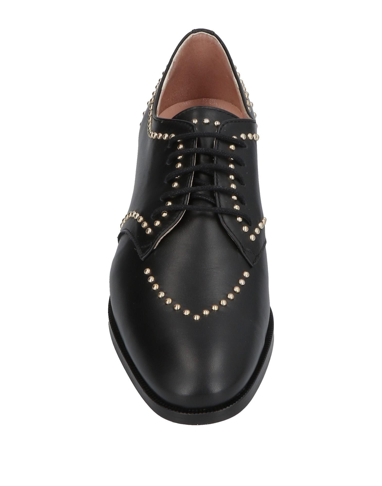 Stilvolle billige Schuhe Boutique Moschino 11446023EO Schnürschuhe Damen  11446023EO Moschino 638db7