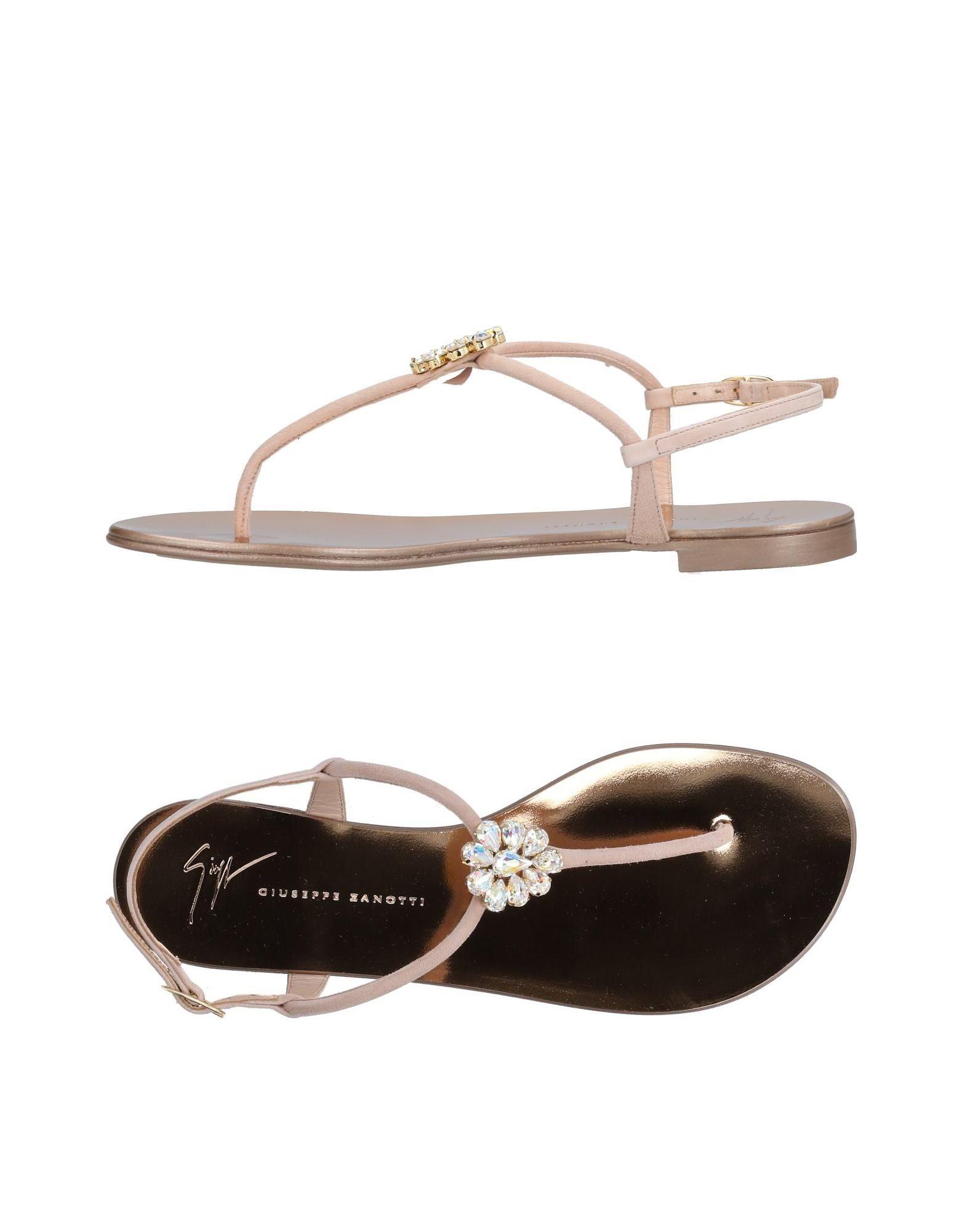 Rabatt Schuhe Giuseppe Zanotti Dianetten 11446035AT Damen  11446035AT Dianetten f8fd27
