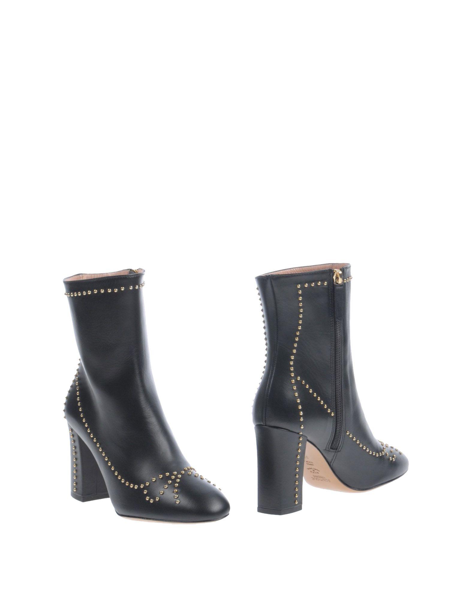 Boutique Moschino 11446039XFGünstige Stiefelette Damen  11446039XFGünstige Moschino gut aussehende Schuhe 03bdc6