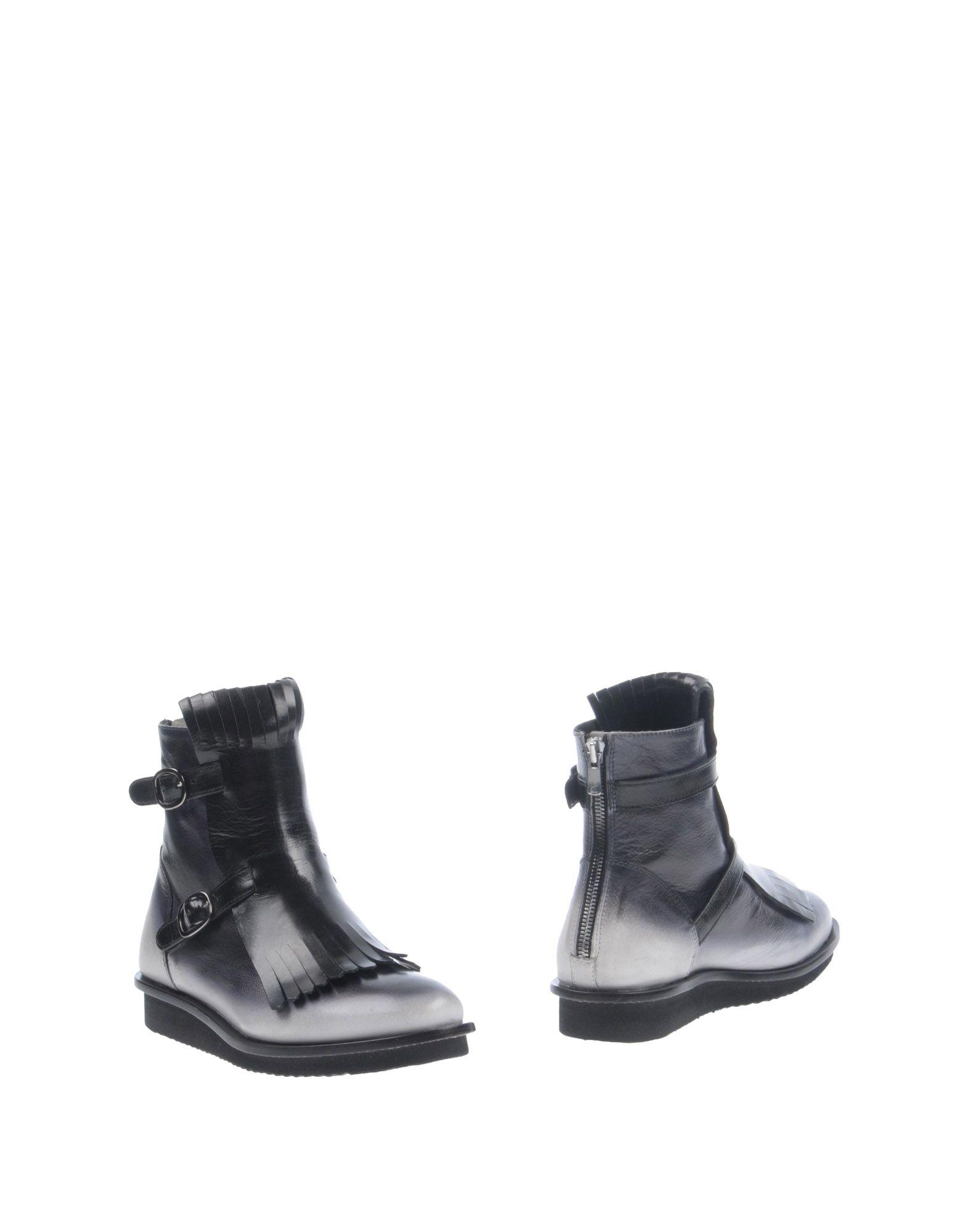 Rabatt Schuhe Officine Creative Italia Stiefelette Damen  11446065CK