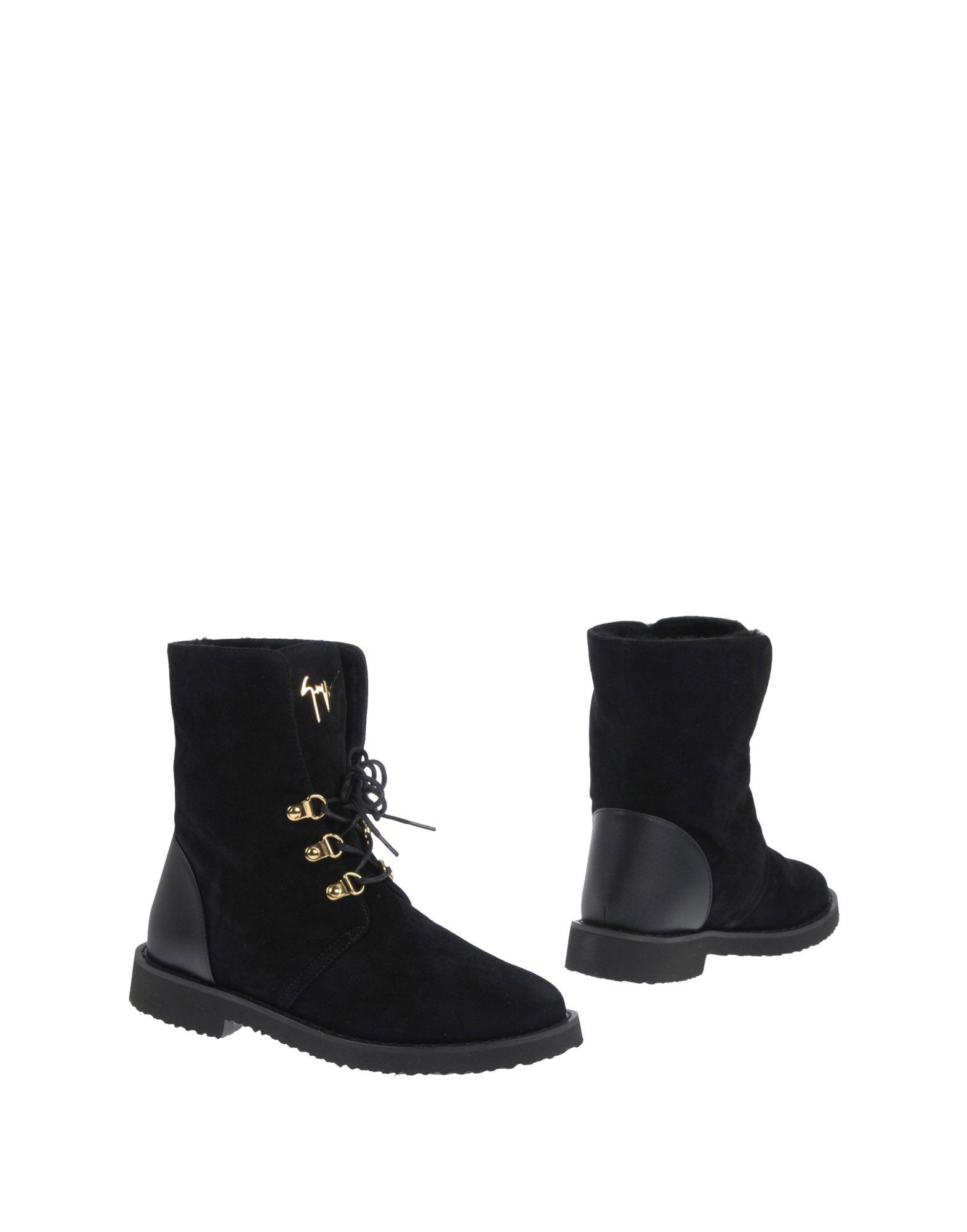 Giuseppe Zanotti Ankle Boot - Women Giuseppe Zanotti  Ankle Boots online on  Zanotti United Kingdom - 11446085FQ cf05a4