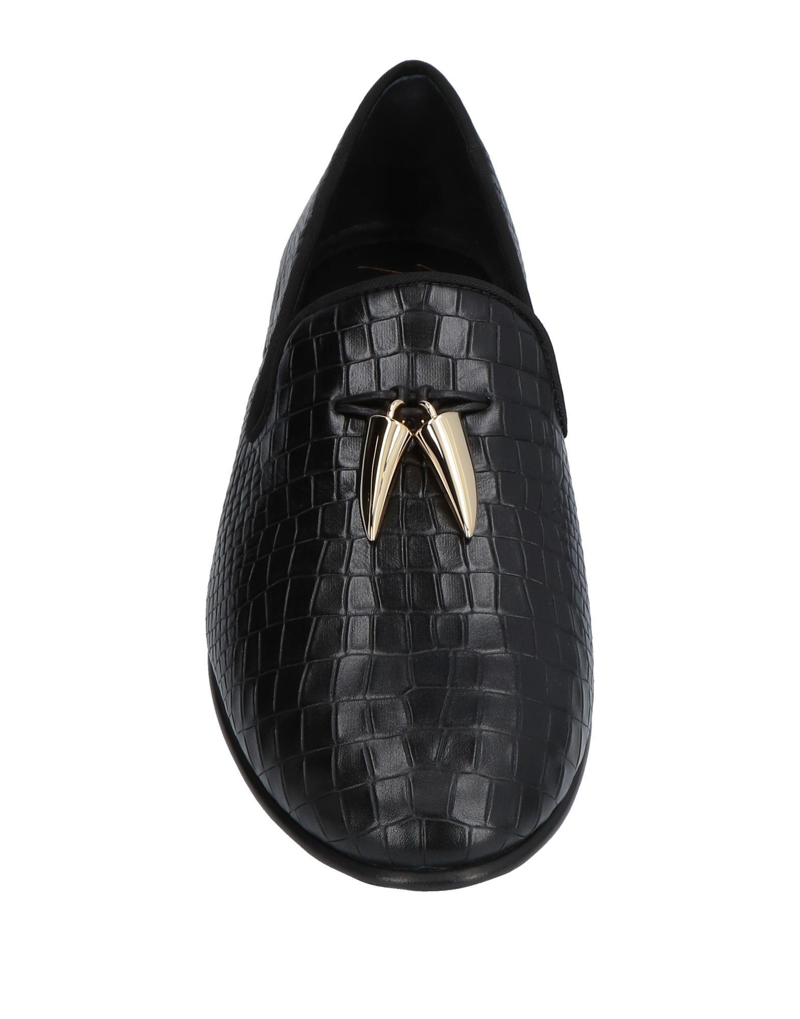 Giuseppe Zanotti Gute Mokassins Herren  11446104FT Gute Zanotti Qualität beliebte Schuhe eb7280