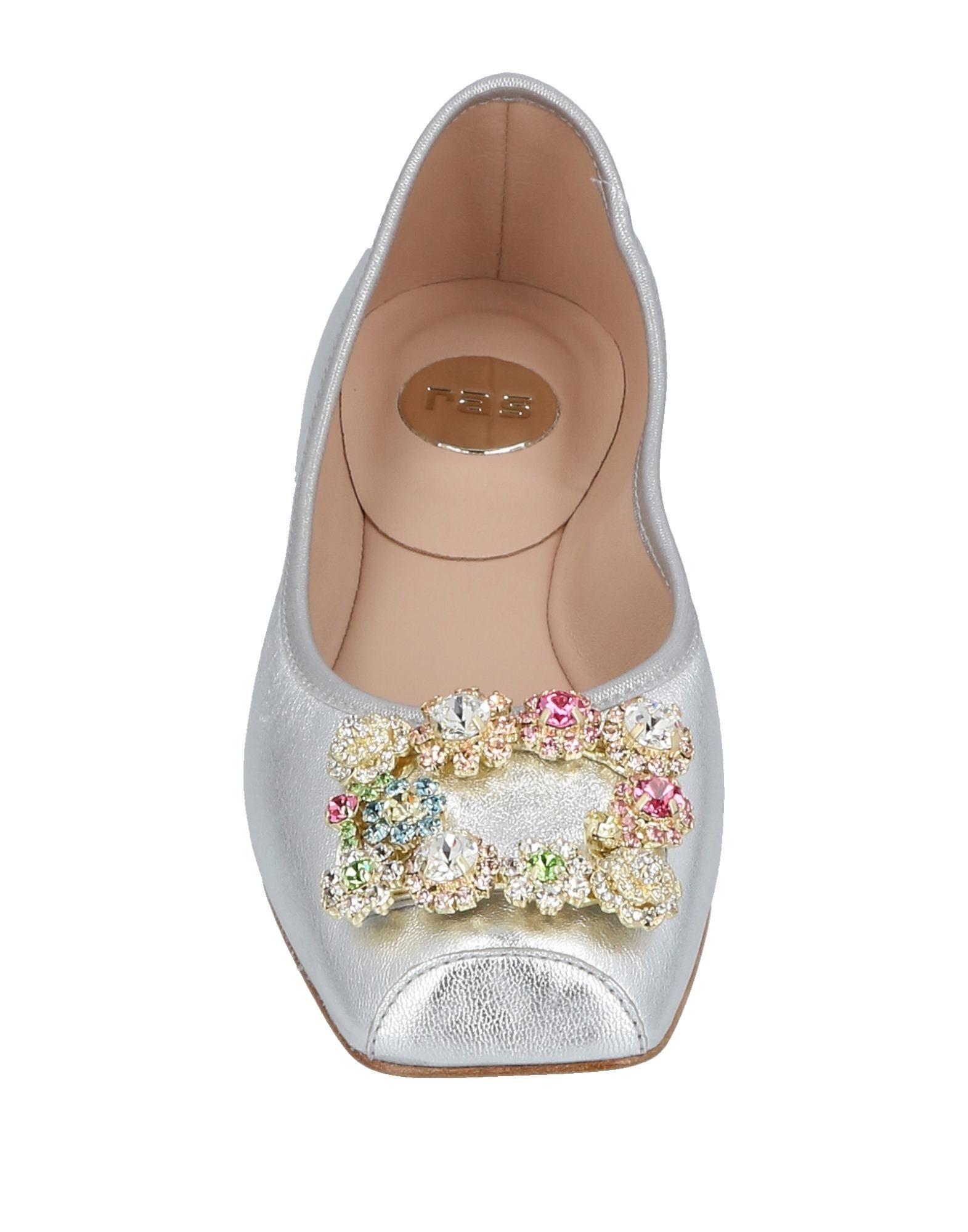Stilvolle billige Schuhe Ras Ballerinas Damen  11446202NX