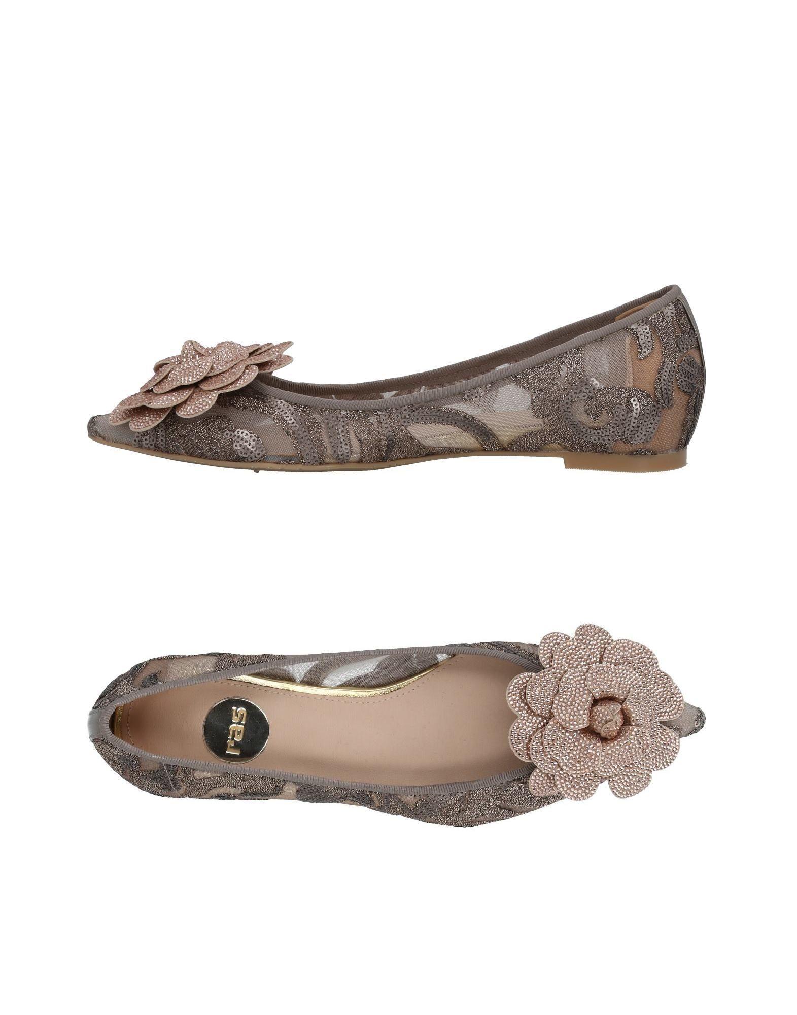 Ras Ballerinas Damen  11446229HHGut aussehende strapazierfähige Schuhe